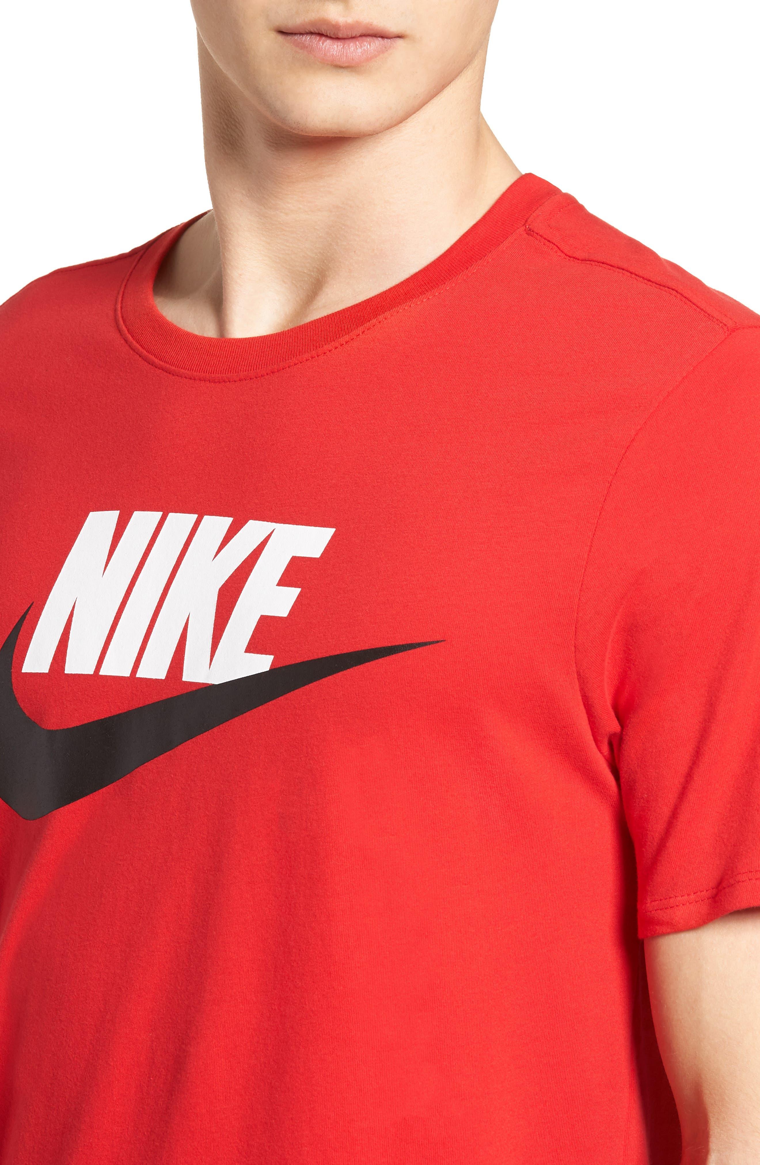 'Tee-Futura Icon' Graphic T-Shirt,                             Alternate thumbnail 68, color,