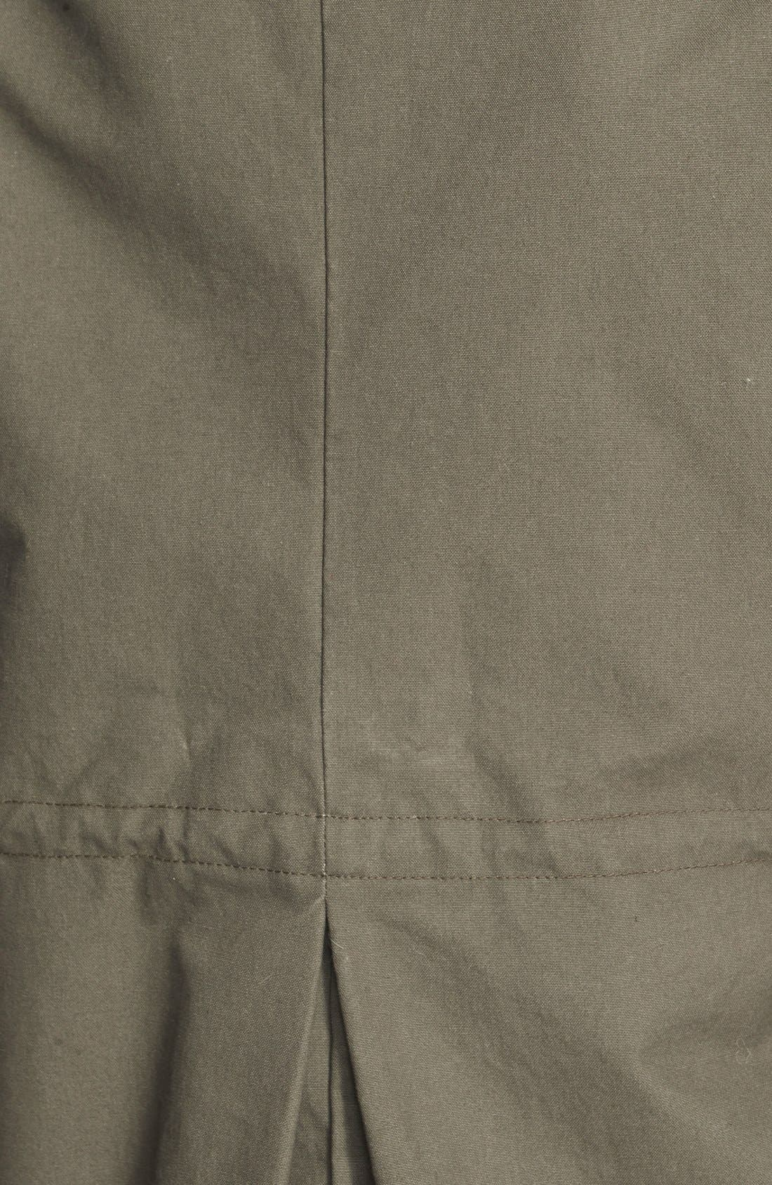 JOIE,                             'Evandale' Embroidered Military Jacket,                             Alternate thumbnail 2, color,                             344