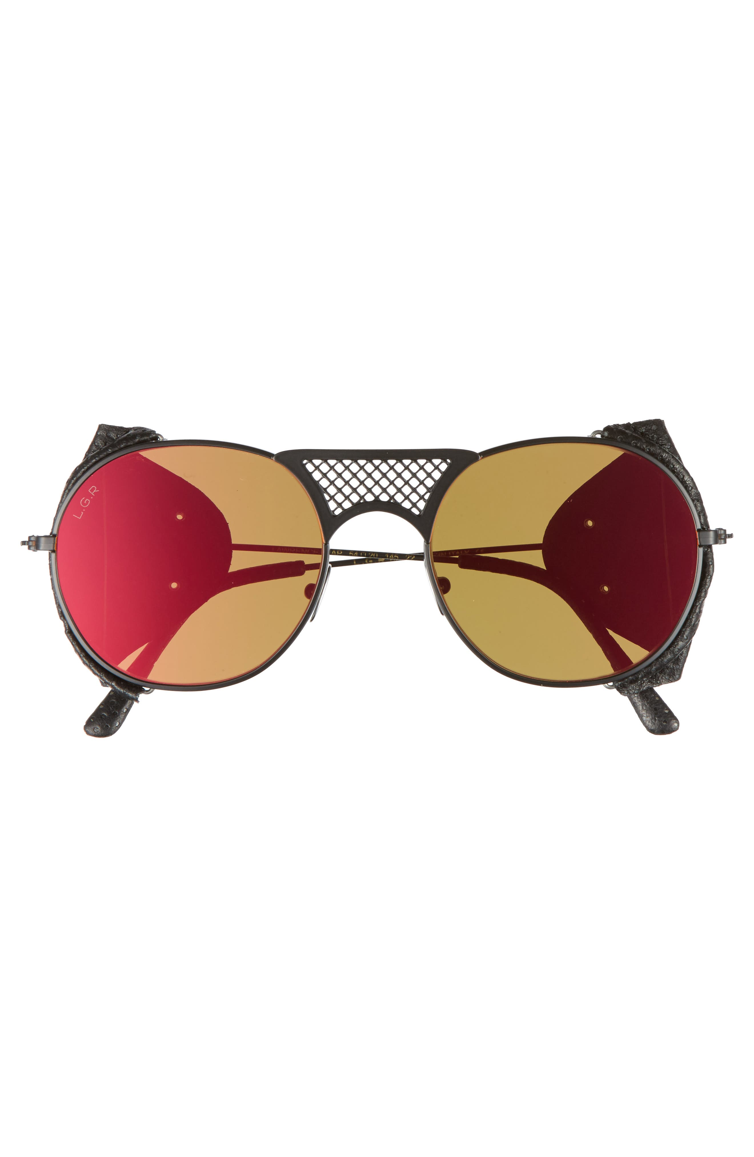 Lawrence 54mm Sunglasses,                             Alternate thumbnail 3, color,