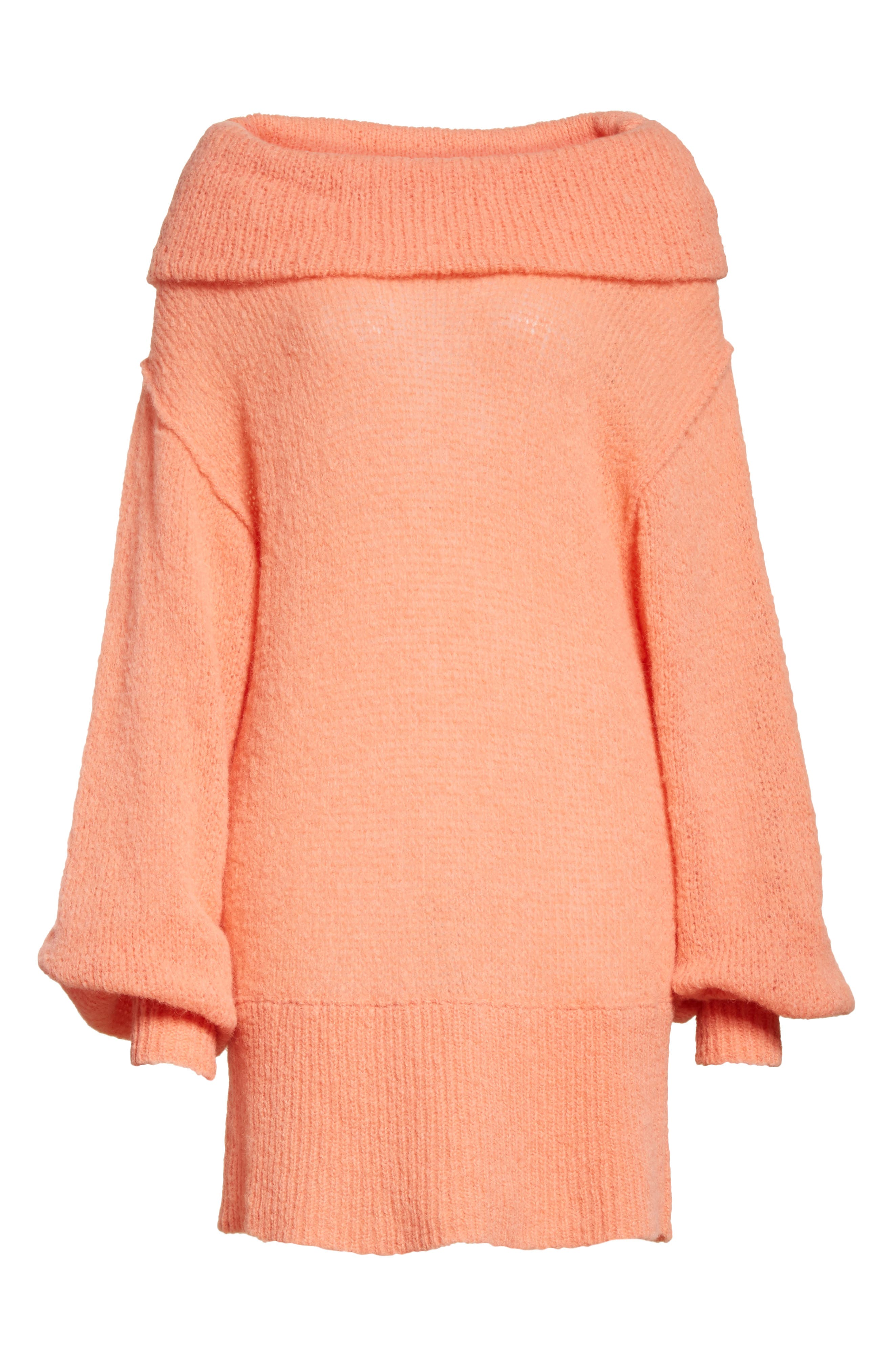 Ophelia Off the Shoulder Sweater,                             Alternate thumbnail 12, color,