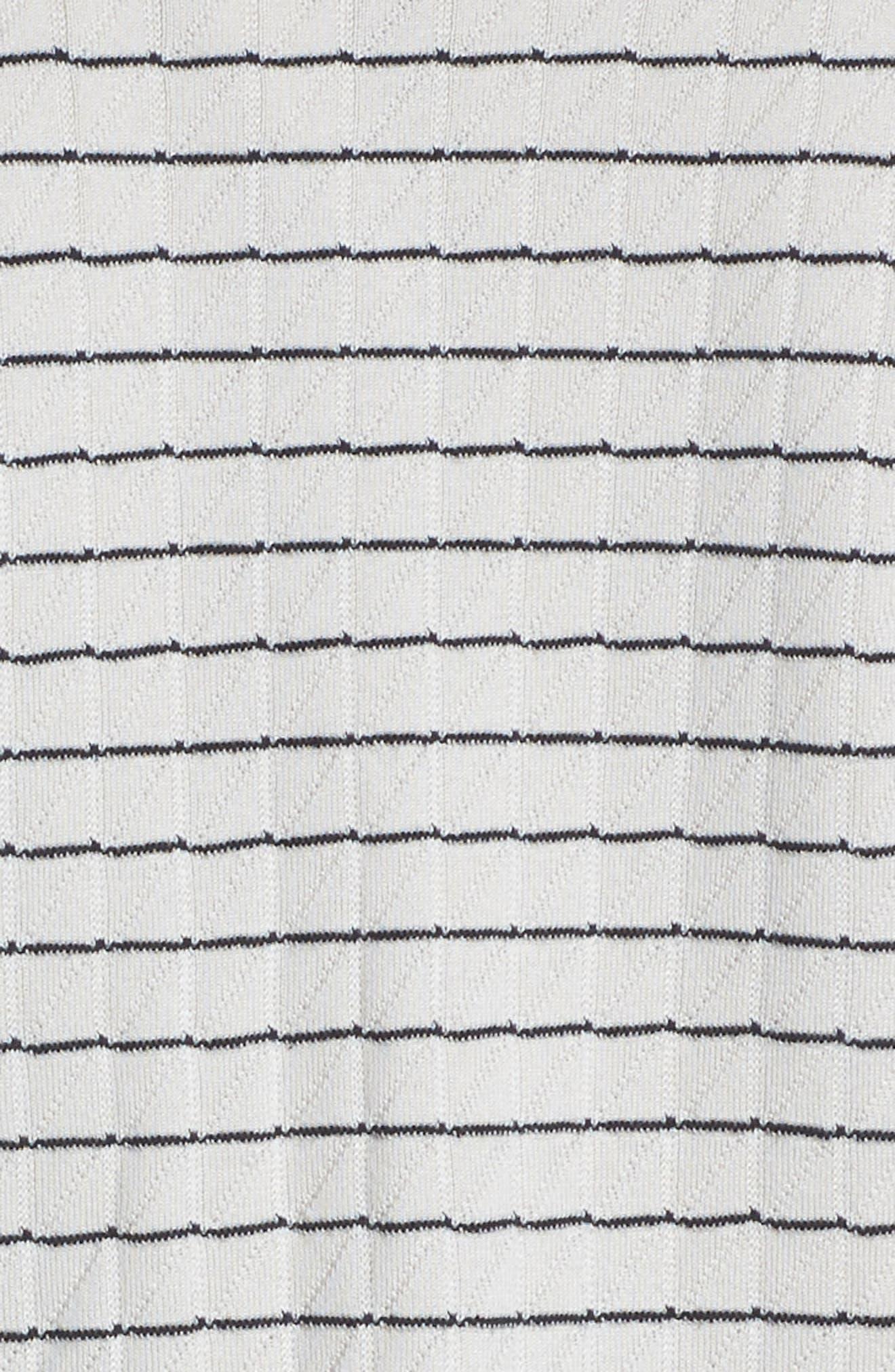 Layered Look Knit Jacket,                             Alternate thumbnail 6, color,                             278