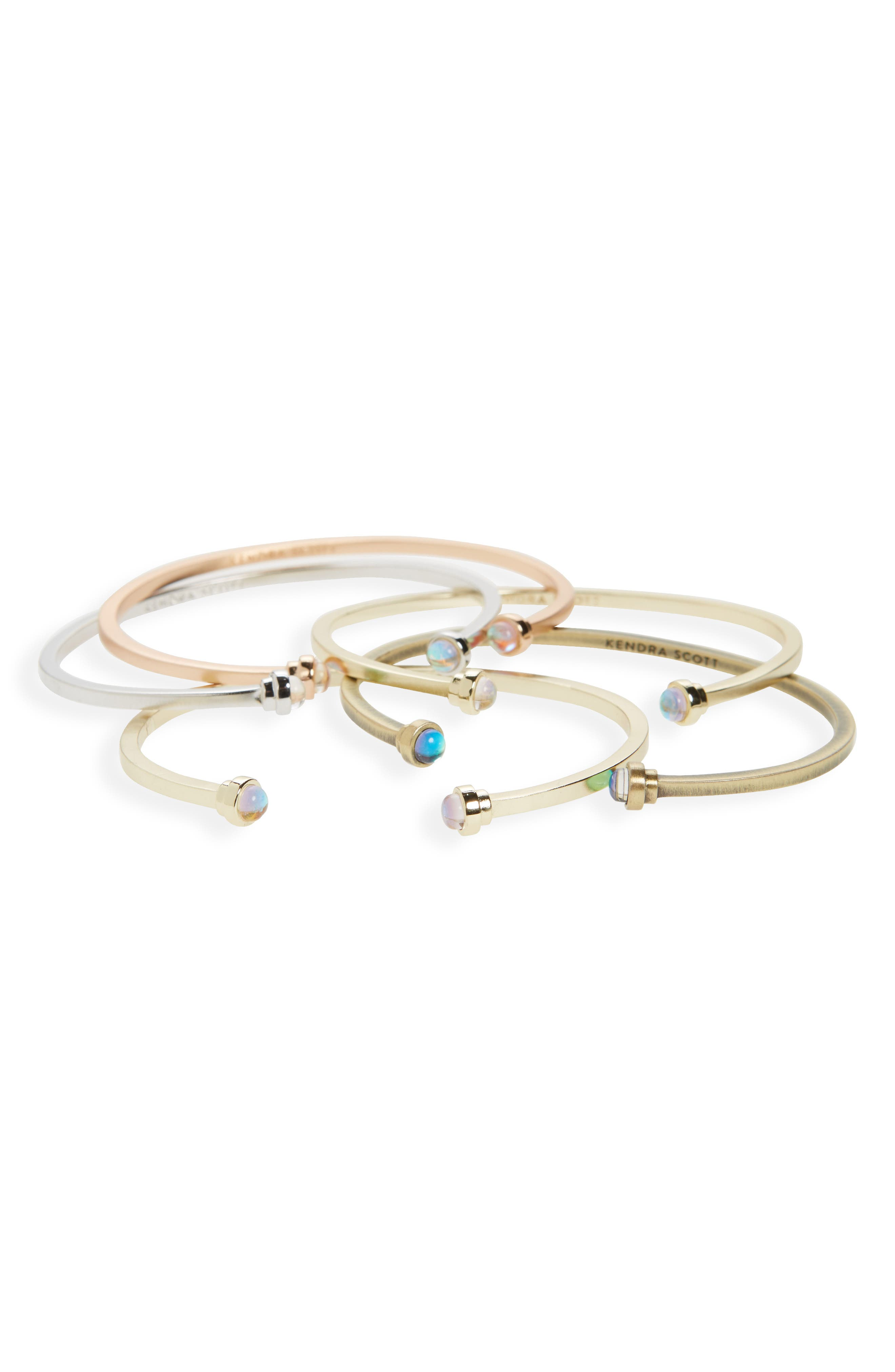 'Kriss' Station Bangles,                         Main,                         color, 650