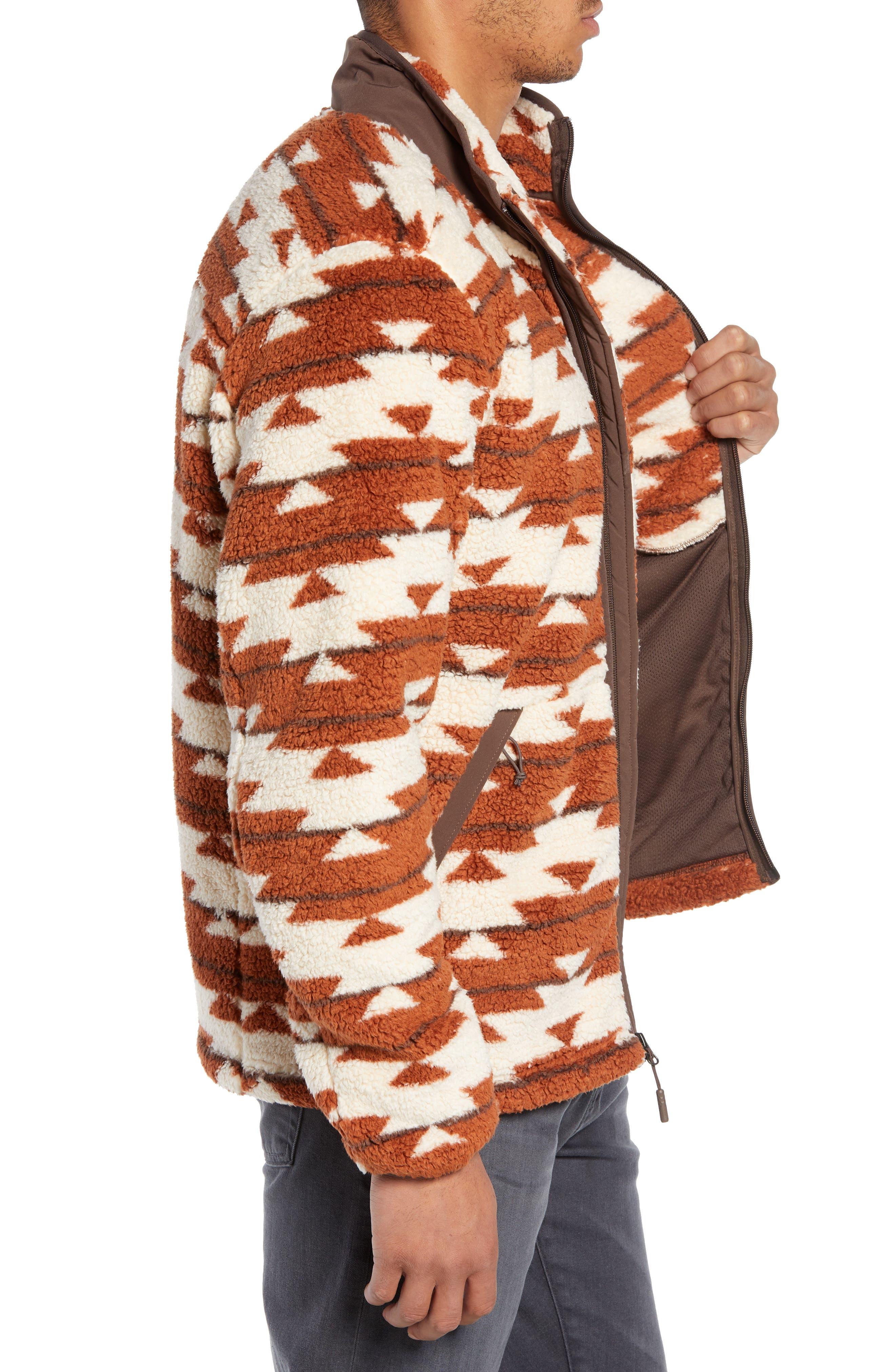 Campshire Zip Fleece Jacket,                             Alternate thumbnail 25, color,