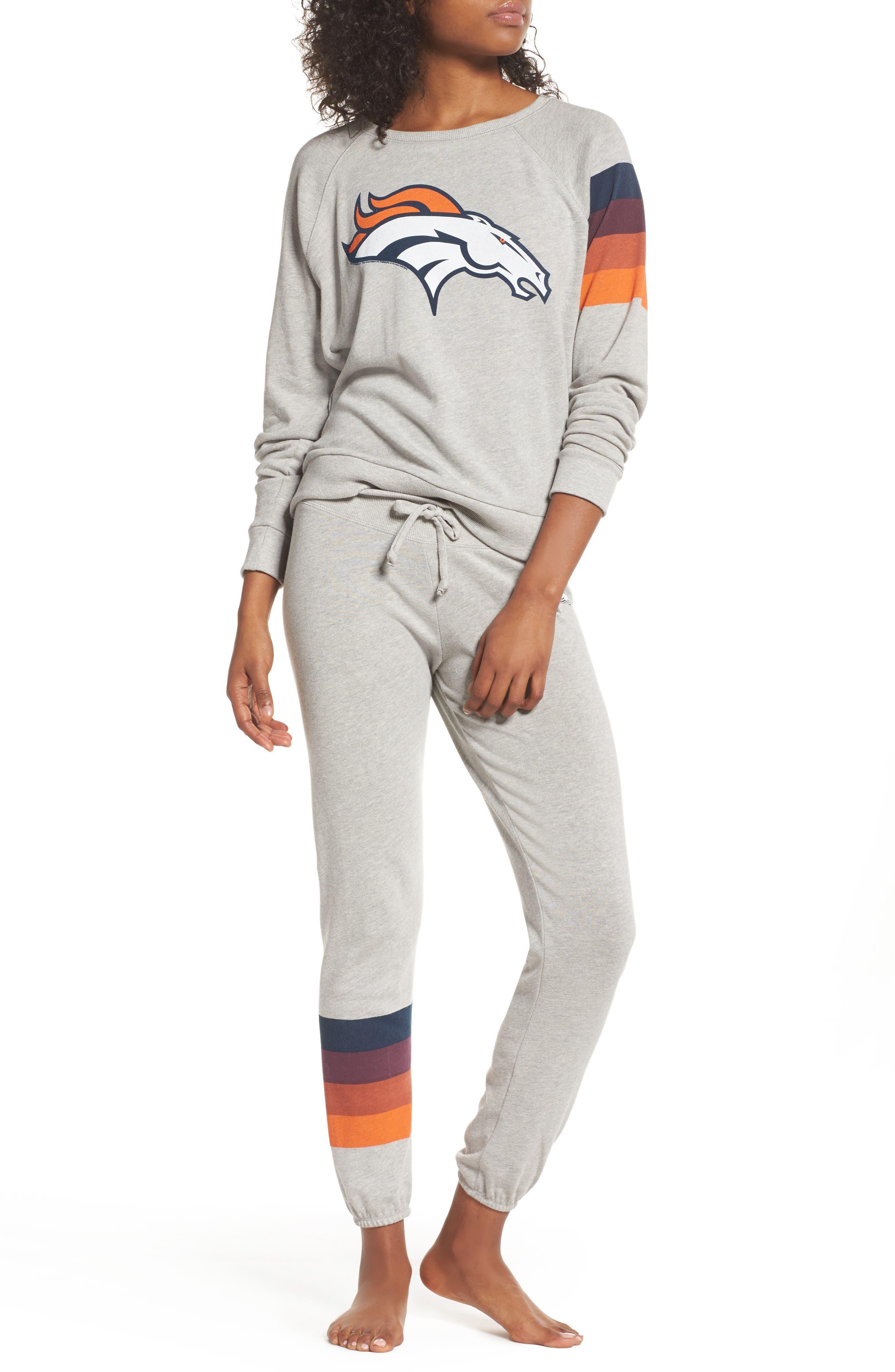 NFL Denver Broncos Hacci Sweatshirt,                             Alternate thumbnail 7, color,                             030