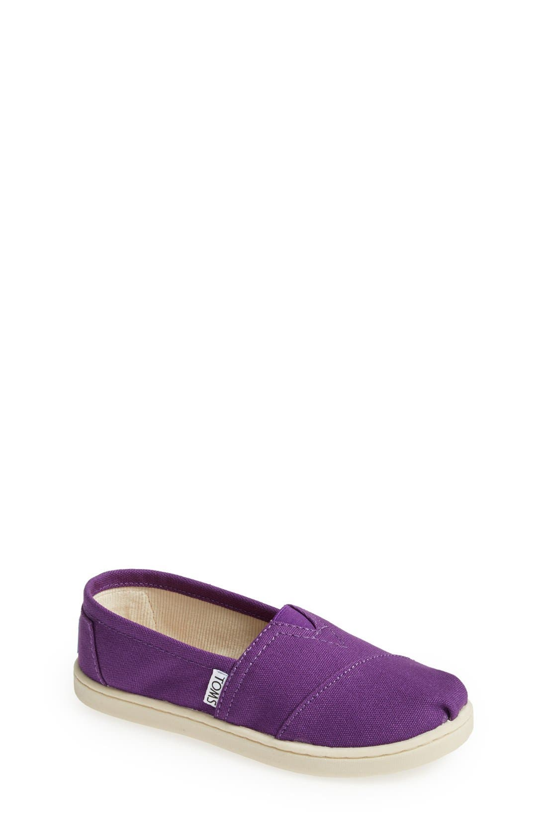 'Classic - Youth' Canvas Slip-On,                             Main thumbnail 2, color,