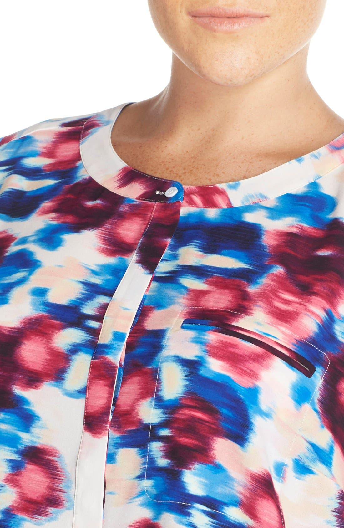 Henley Top,                             Alternate thumbnail 278, color,