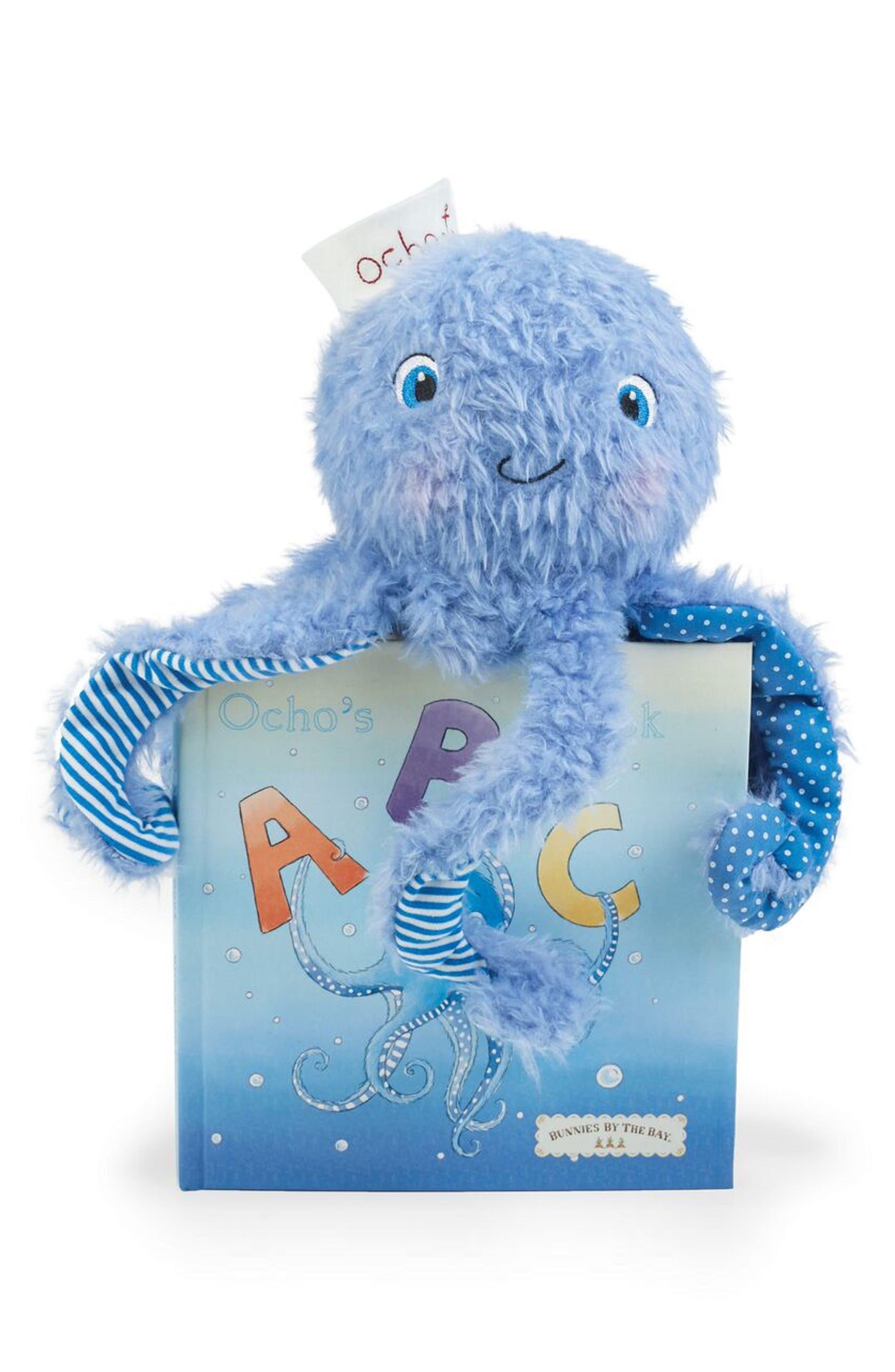 Ocho's ABC Book,                         Main,                         color, 400