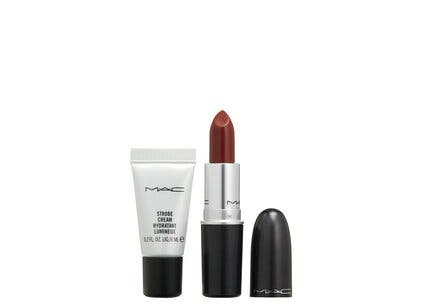 MAC Cosmetics gift with purchase.