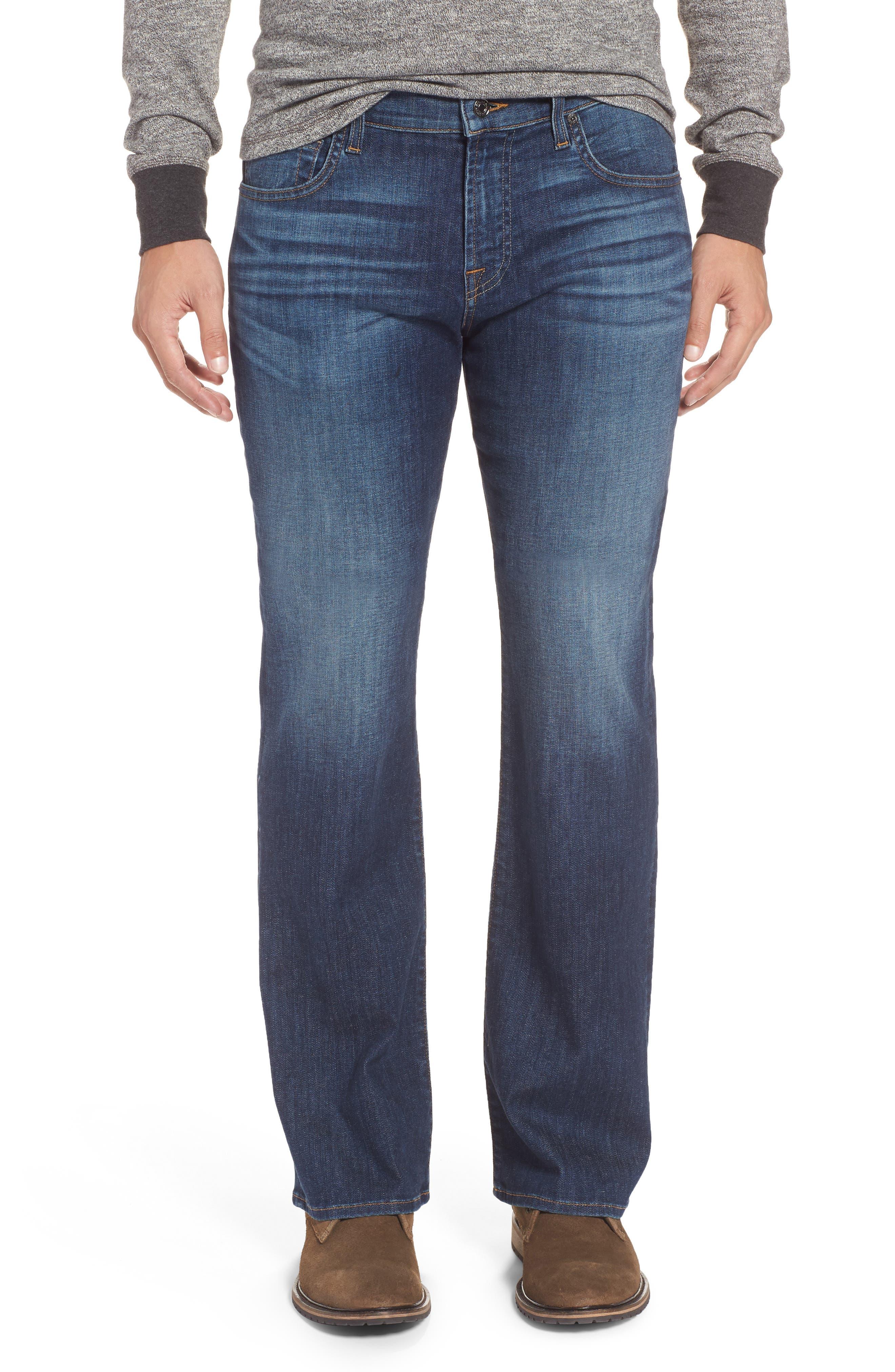 Brett Bootcut Jeans,                             Main thumbnail 1, color,                             400