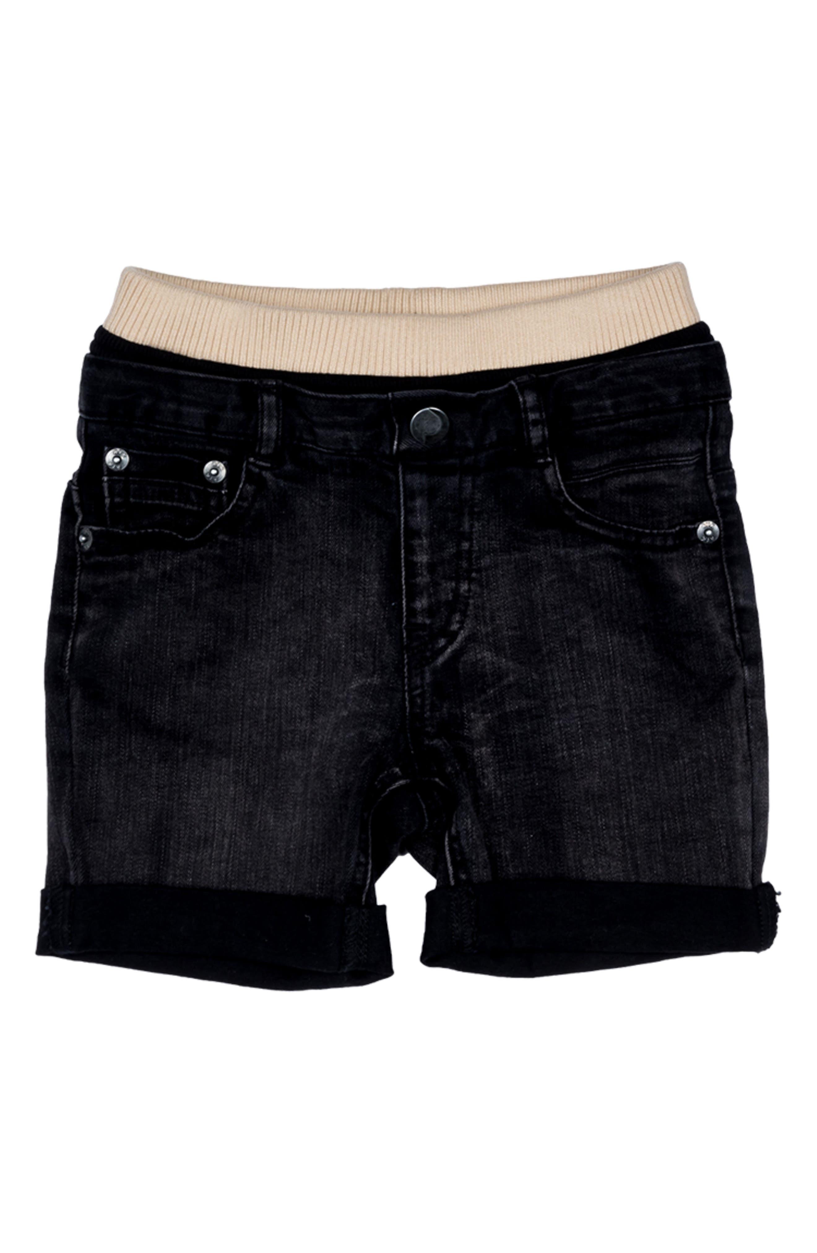 The Anthem Denim Shorts,                         Main,                         color, 001