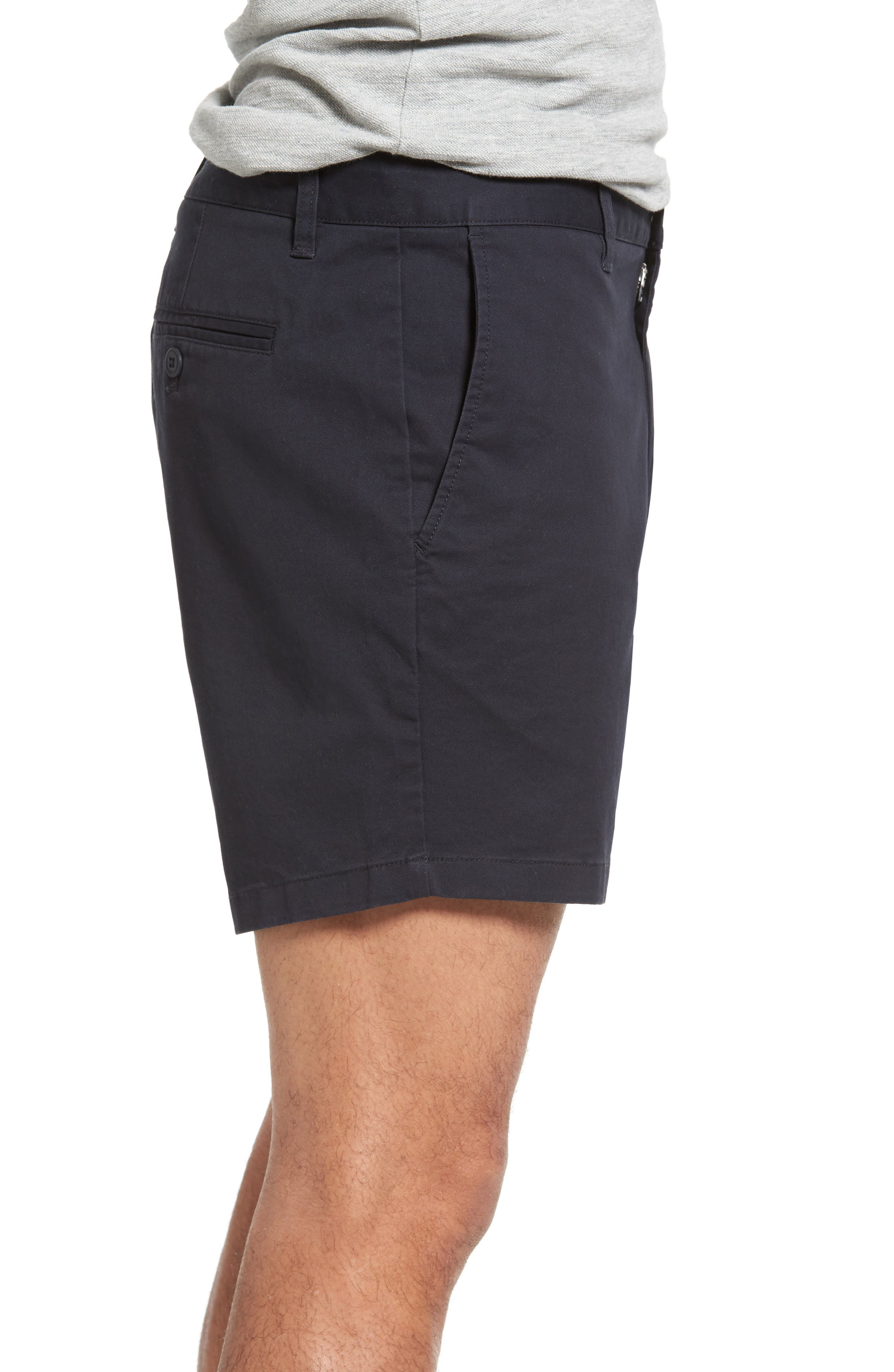 Stretch Washed Chino 5-Inch Shorts,                             Alternate thumbnail 82, color,