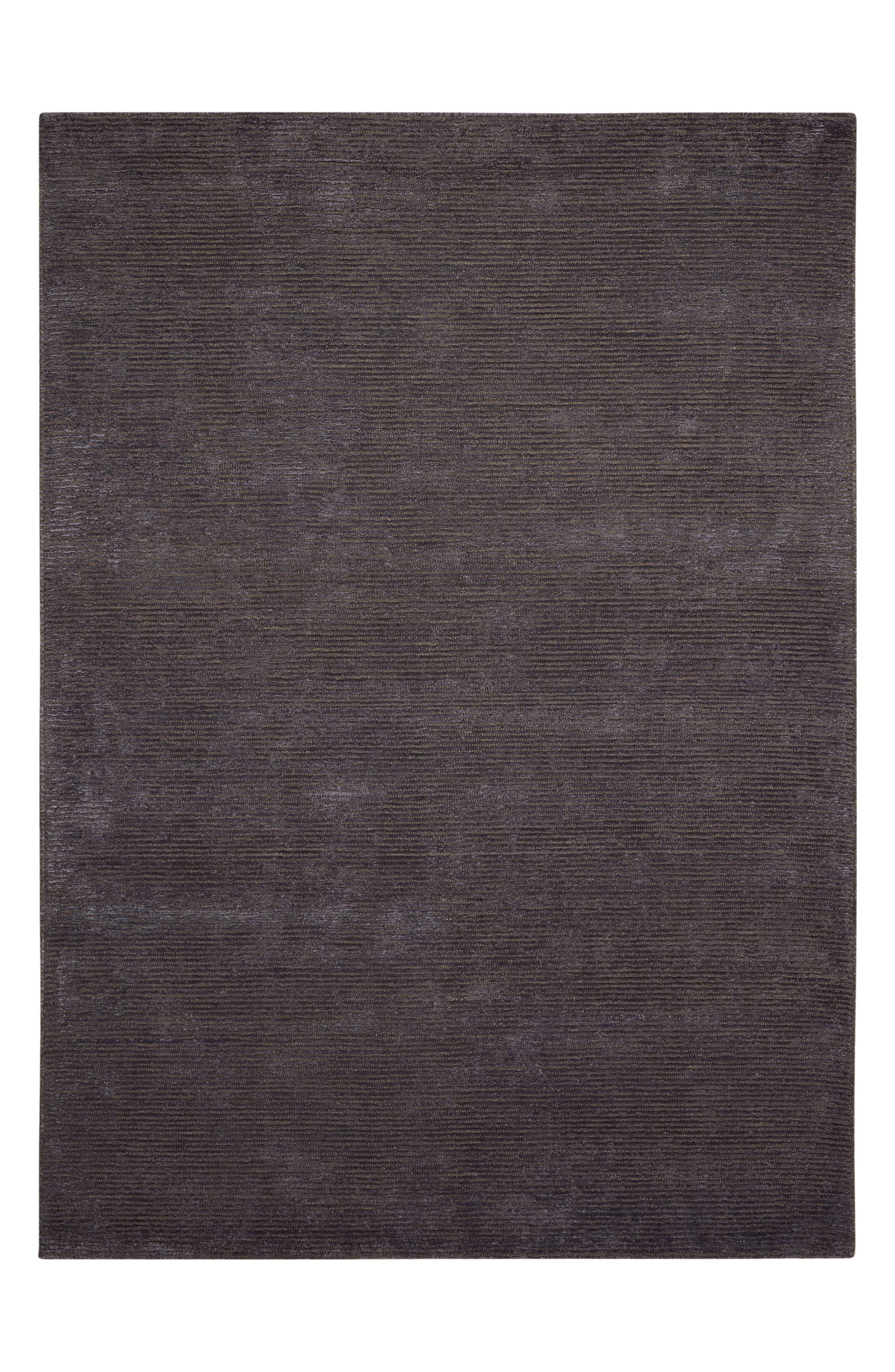 Ravine Furrow Handwoven Area Rug,                             Main thumbnail 1, color,                             001