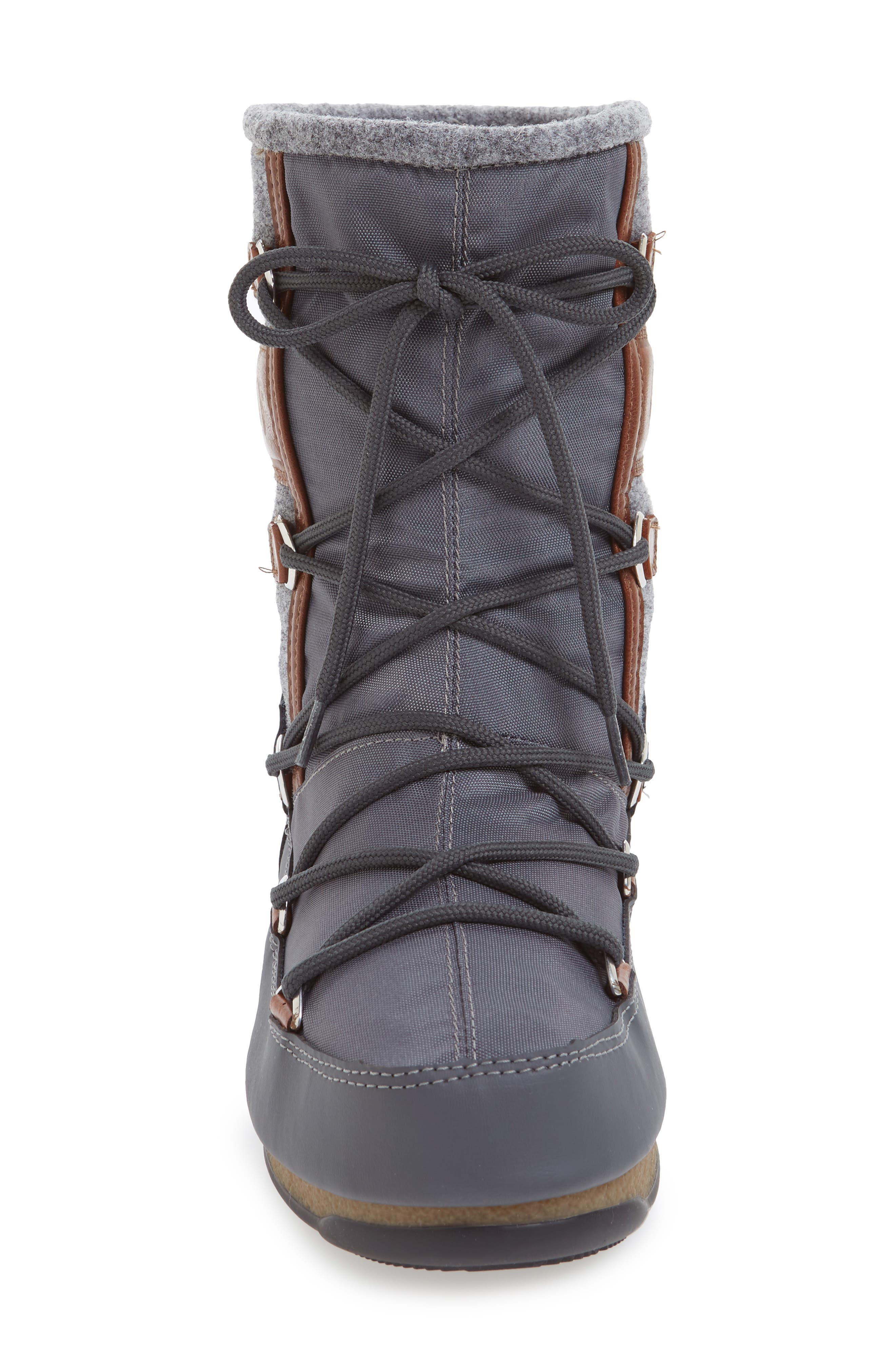 Vienna Waterproof Moon Boot<sup>®</sup>,                             Alternate thumbnail 5, color,