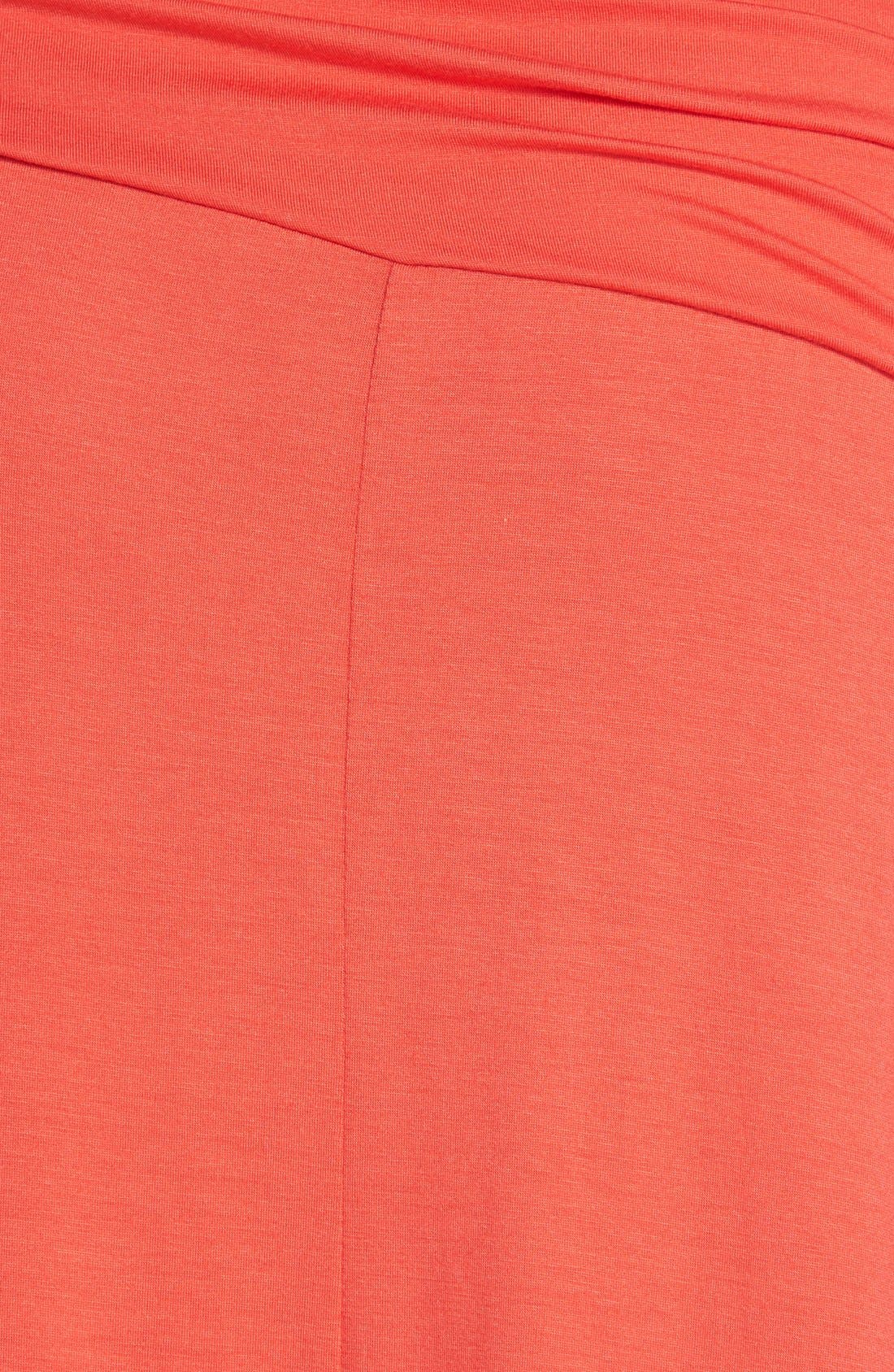 Asymmetric Knit Maxi Skirt,                             Alternate thumbnail 25, color,