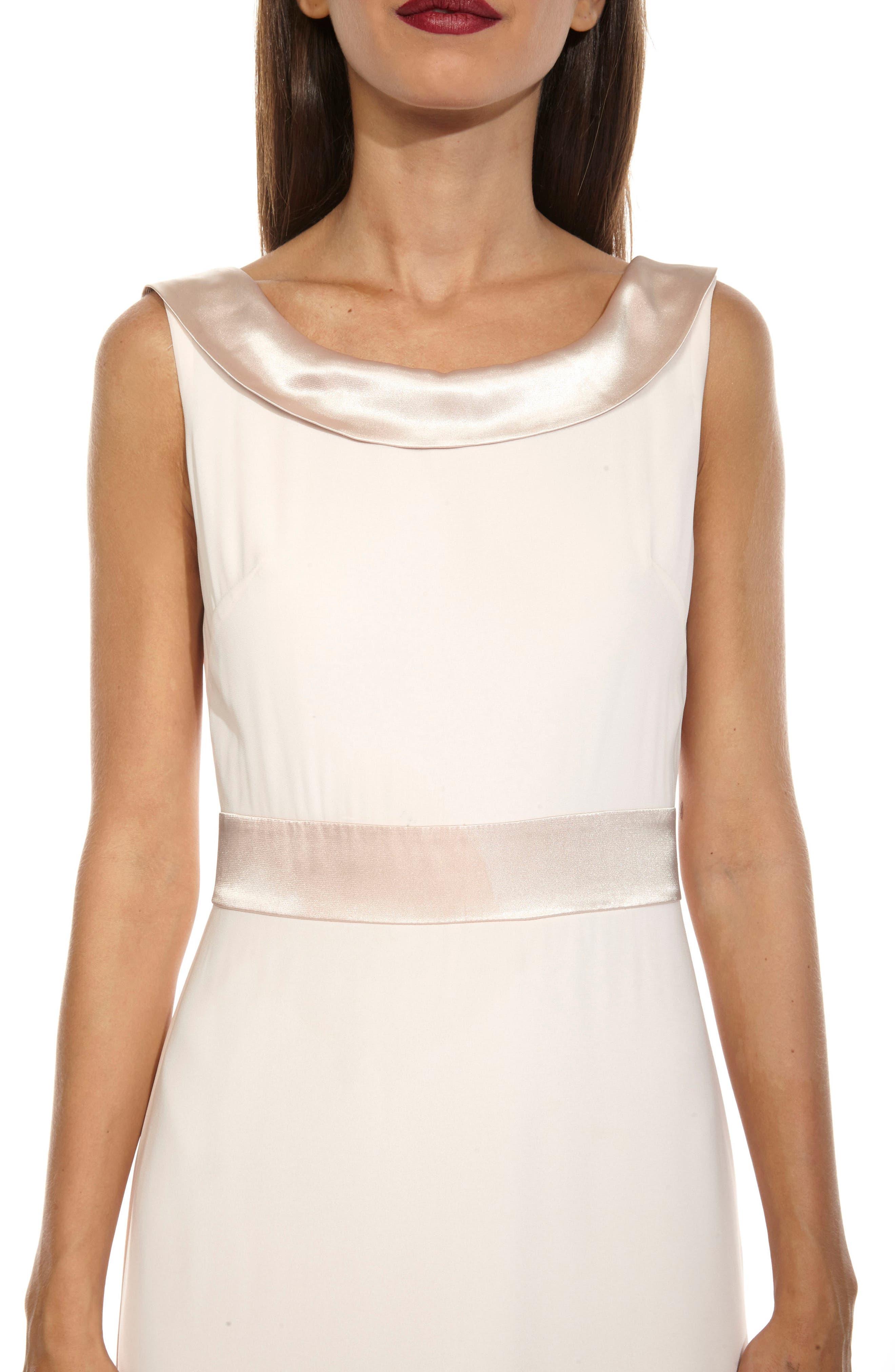 Daralls V-Back Maxi Dress,                             Alternate thumbnail 4, color,                             280
