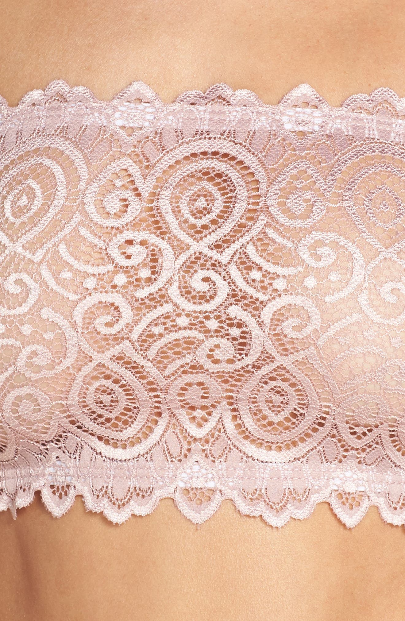 Intimately FP Lace Reversible Seamless Bandeau,                             Alternate thumbnail 48, color,