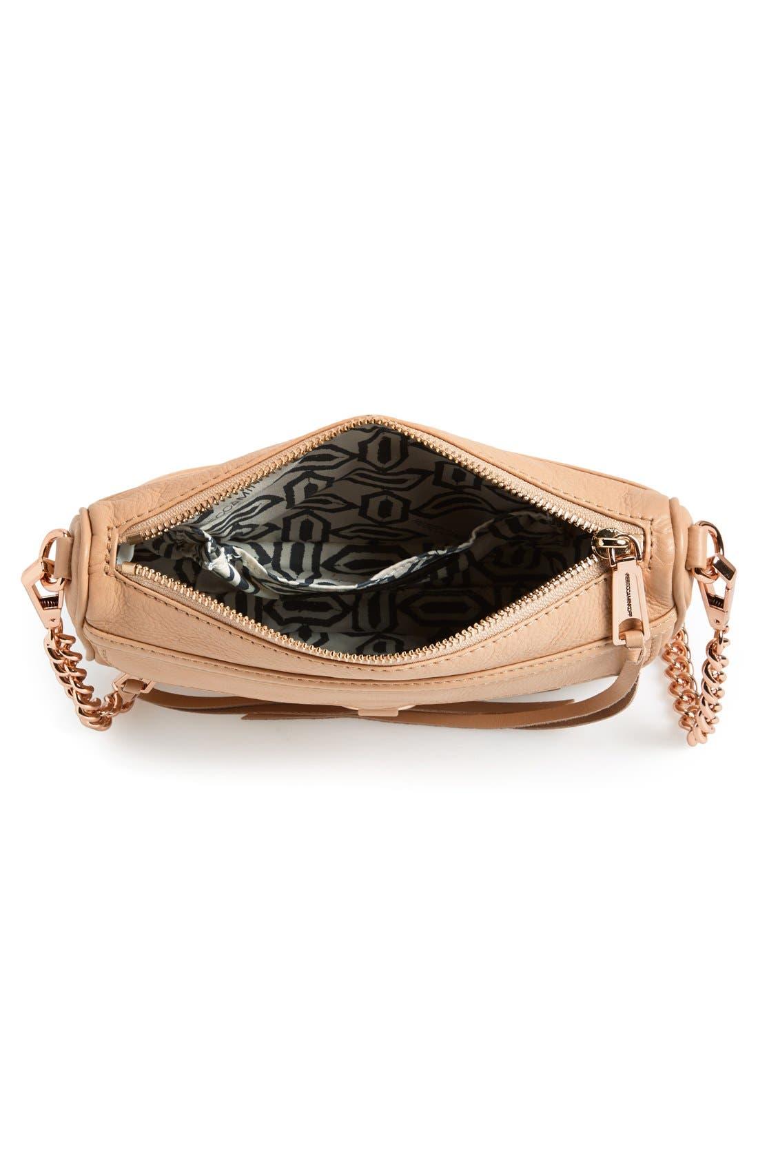 'Mini MAC' Convertible Crossbody Bag,                             Alternate thumbnail 19, color,