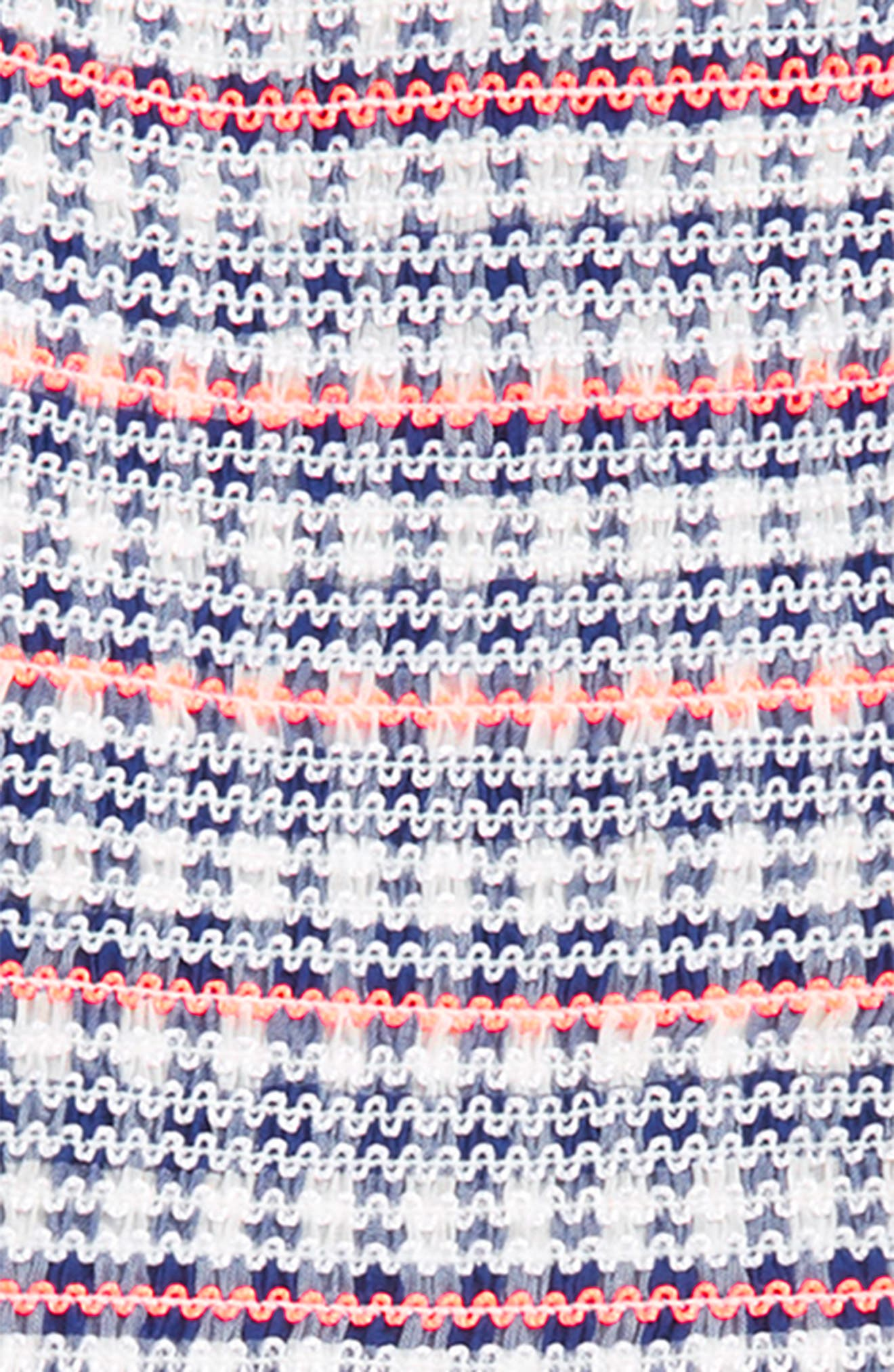 Gingham 2-Piece Dress,                             Alternate thumbnail 2, color,                             BRUNSWICK BLUE