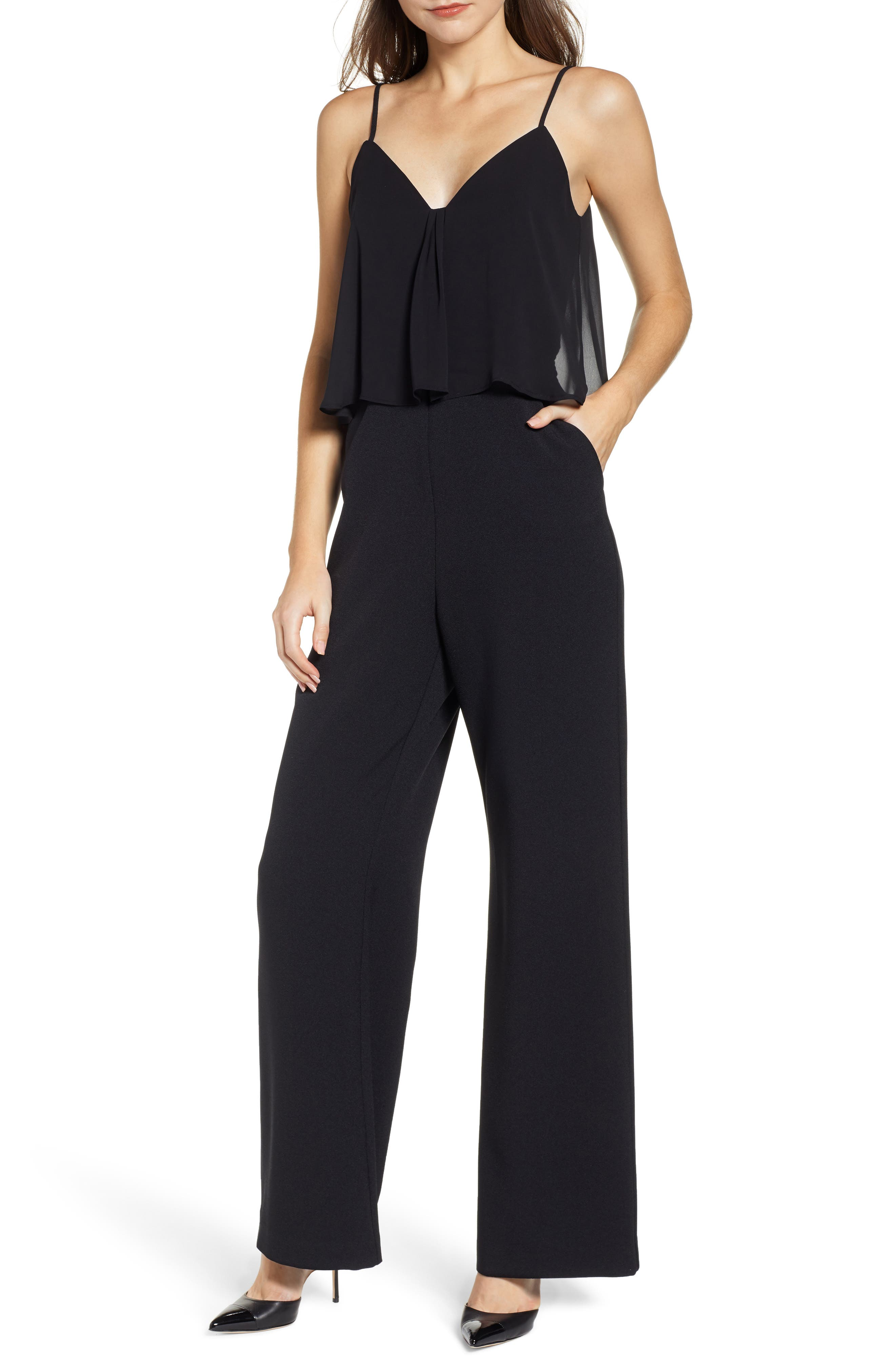 Double Layer Jumpsuit by Chelsea28