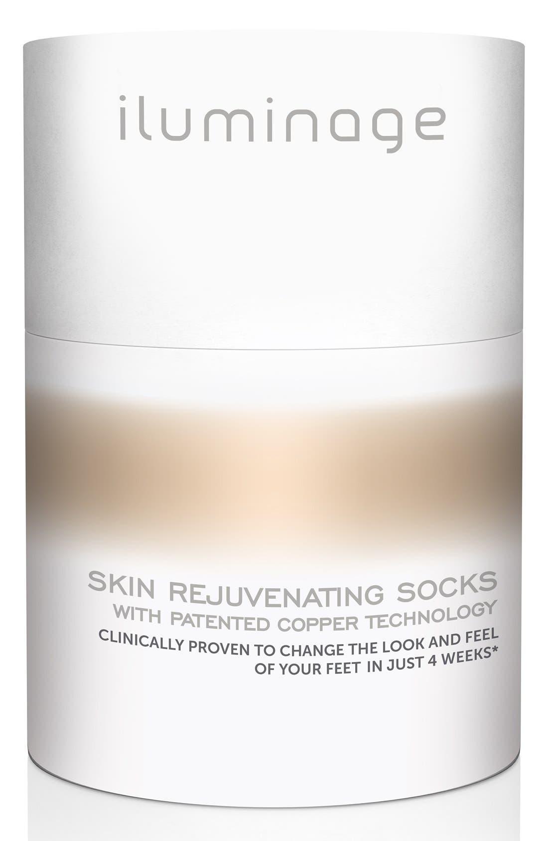 Skin Rejuvenating Socks,                             Alternate thumbnail 2, color,                             NO COLOR