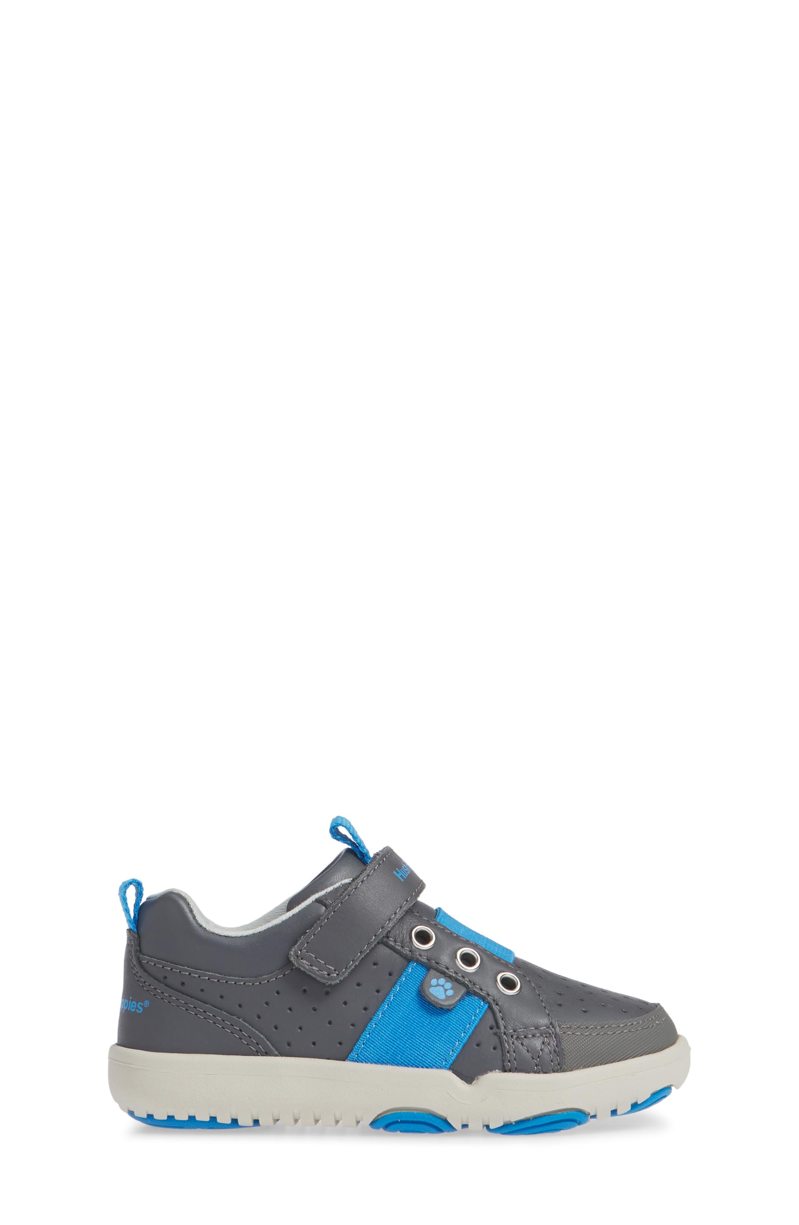 Jesse Sneaker,                             Alternate thumbnail 3, color,                             GREY