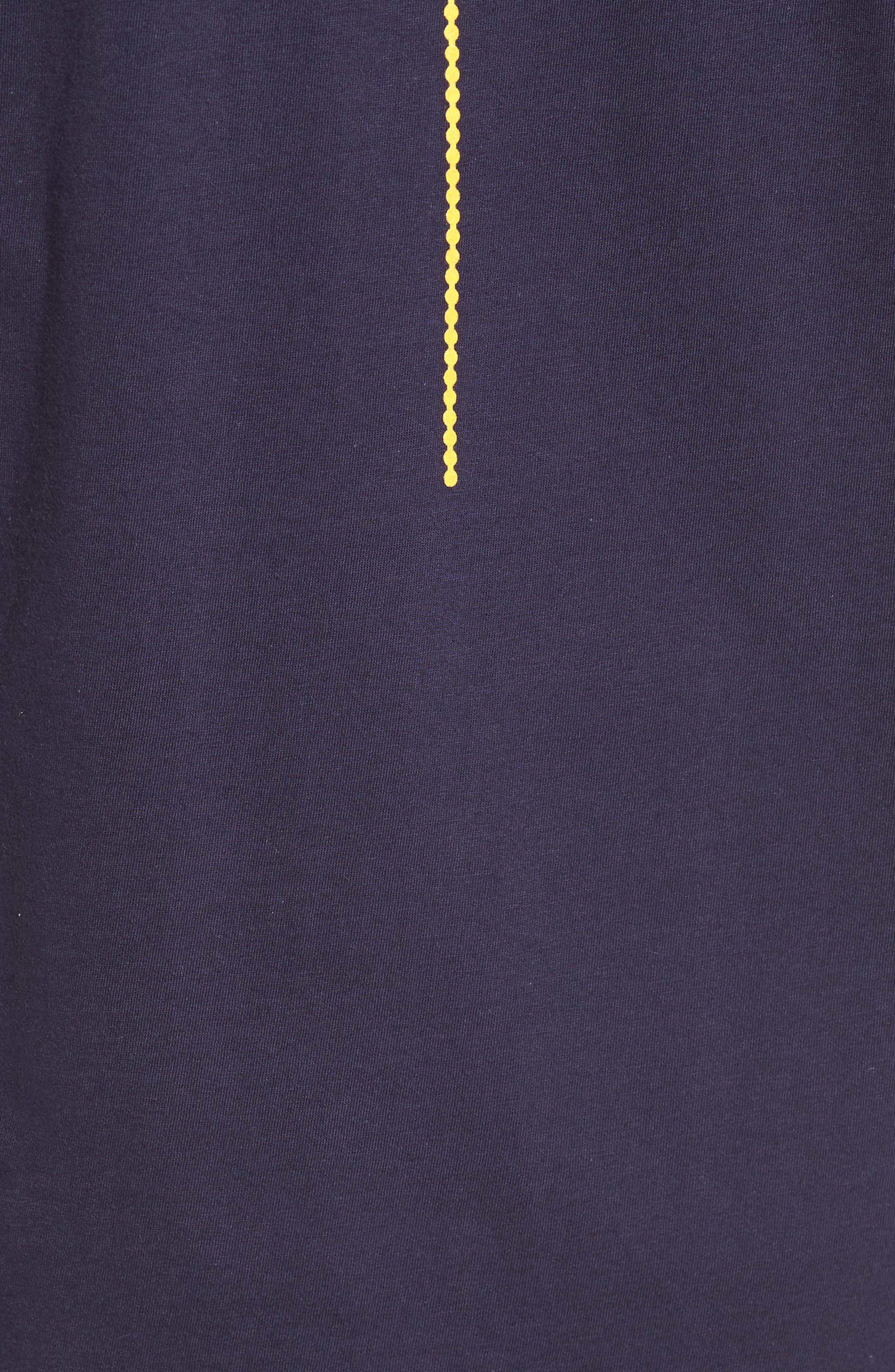 Keeping Seatown Lit T-Shirt,                             Alternate thumbnail 5, color,                             400