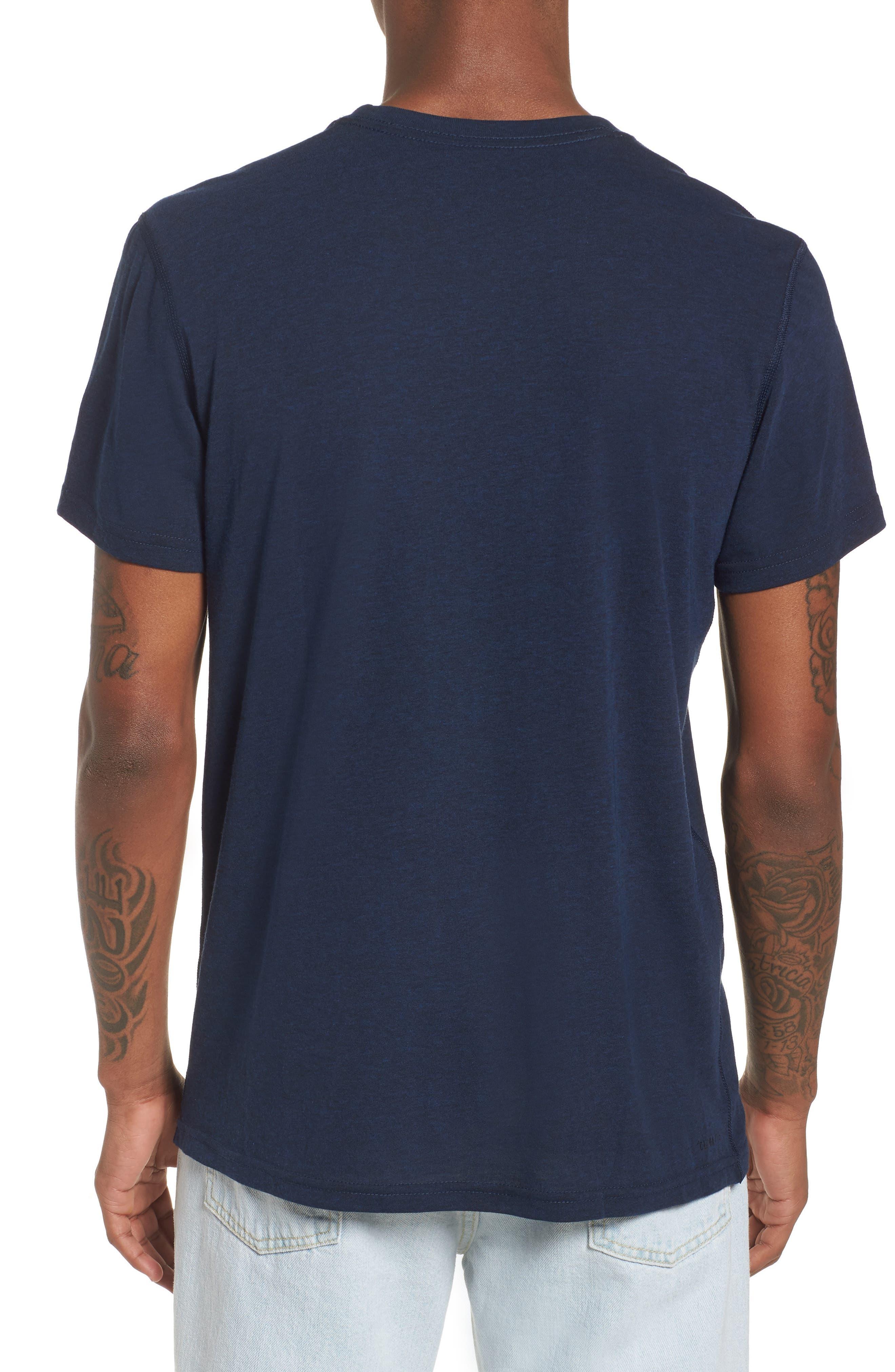 Ult Crewneck T-Shirt,                             Alternate thumbnail 2, color,                             002