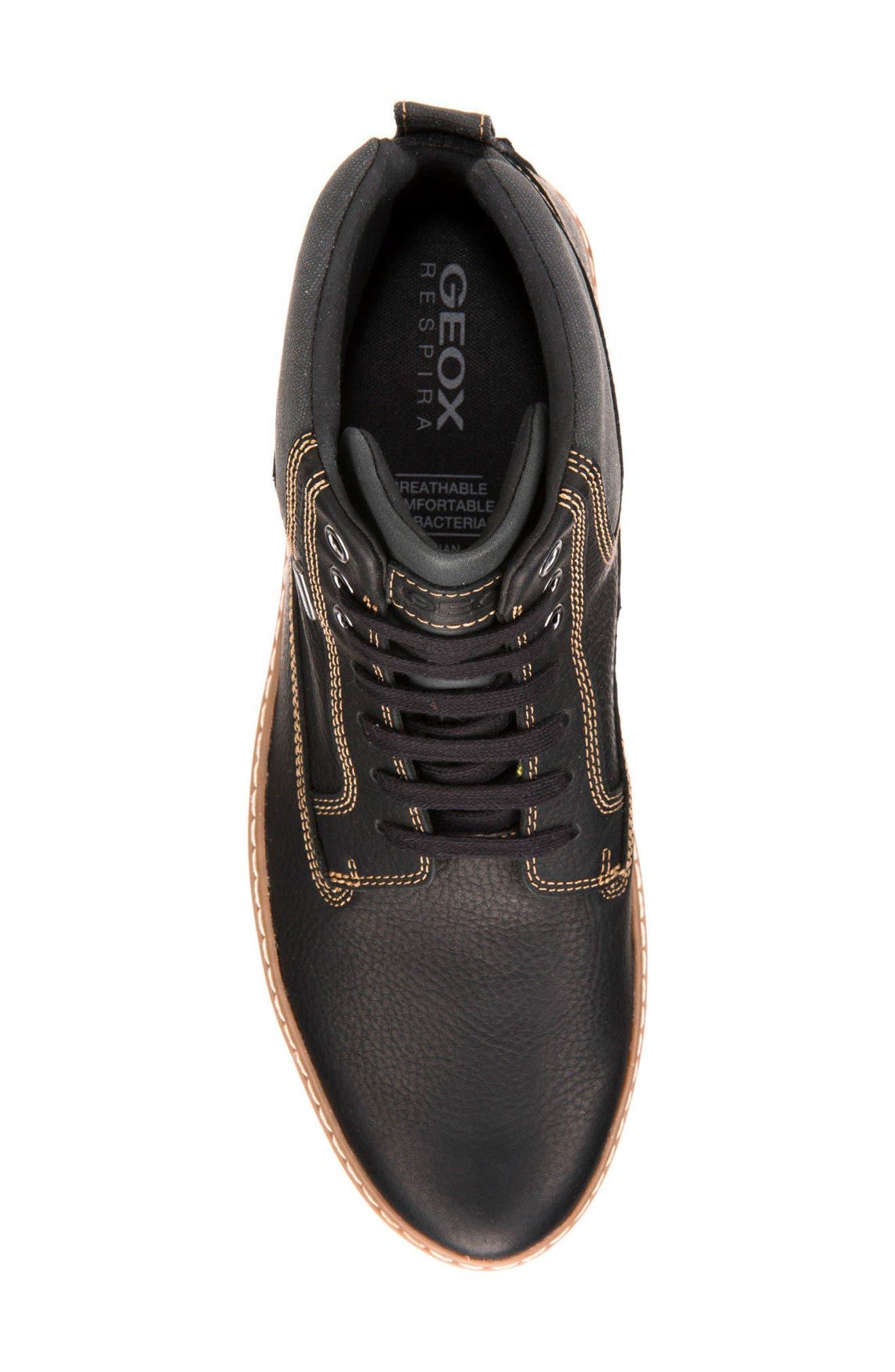 Mattias B ABX Waterproof Sneaker Boot,                             Alternate thumbnail 5, color,