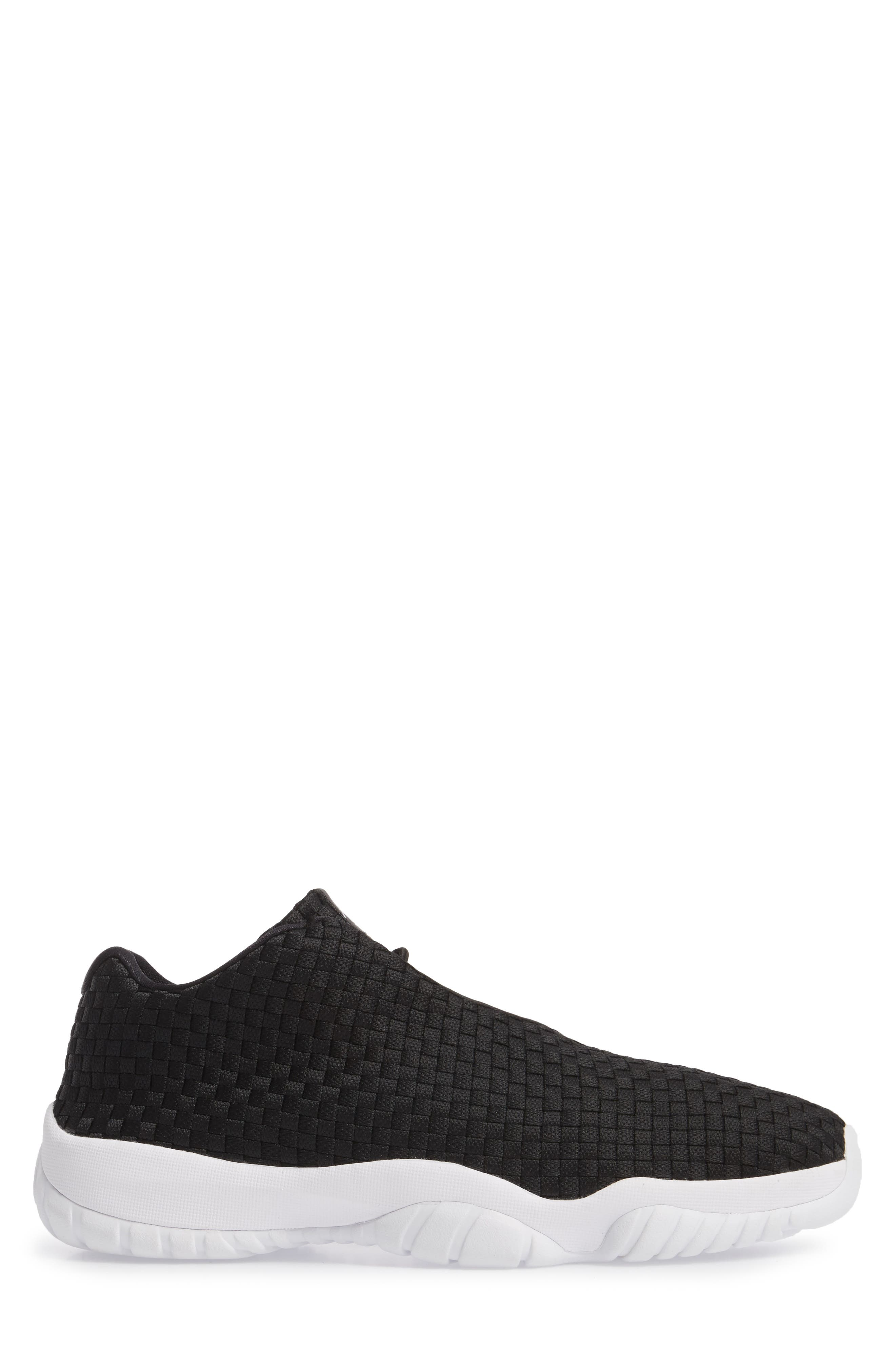 Air Jordan Future Woven Sneaker,                             Alternate thumbnail 3, color,                             002