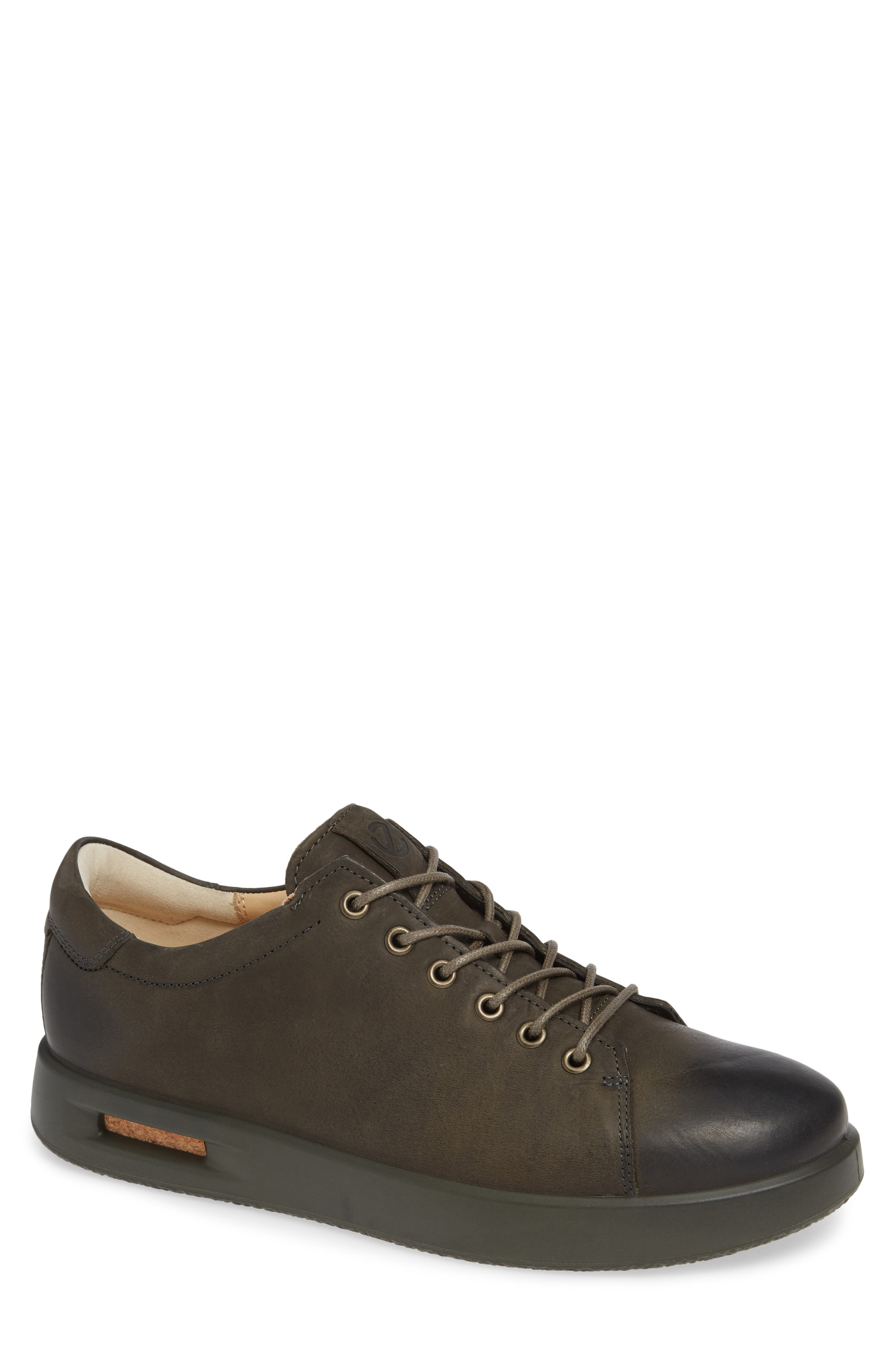 Corksphere 1 Sneaker,                         Main,                         color, TARMAC LEATHER