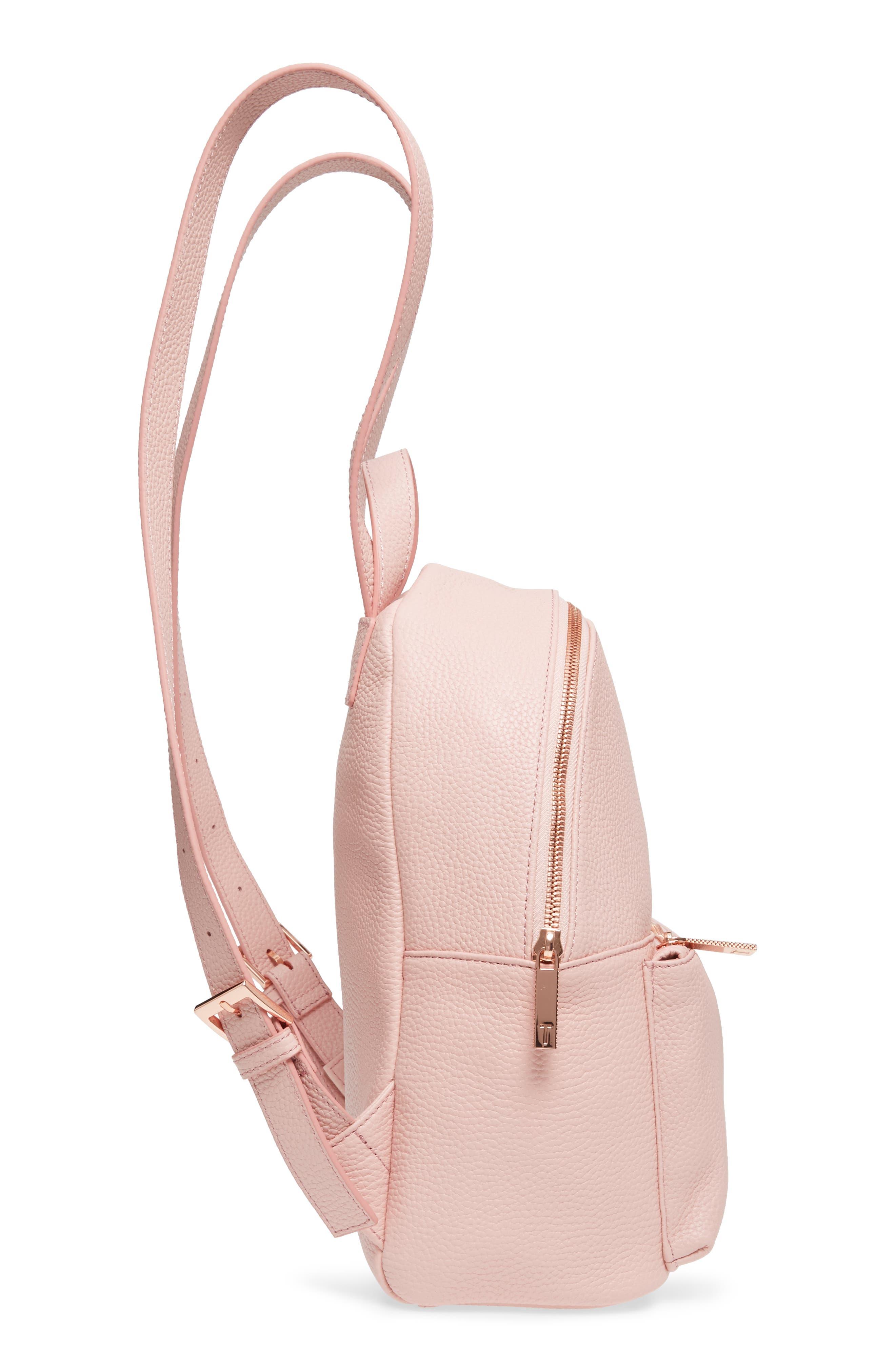 Pearen Leather Backpack,                             Alternate thumbnail 24, color,