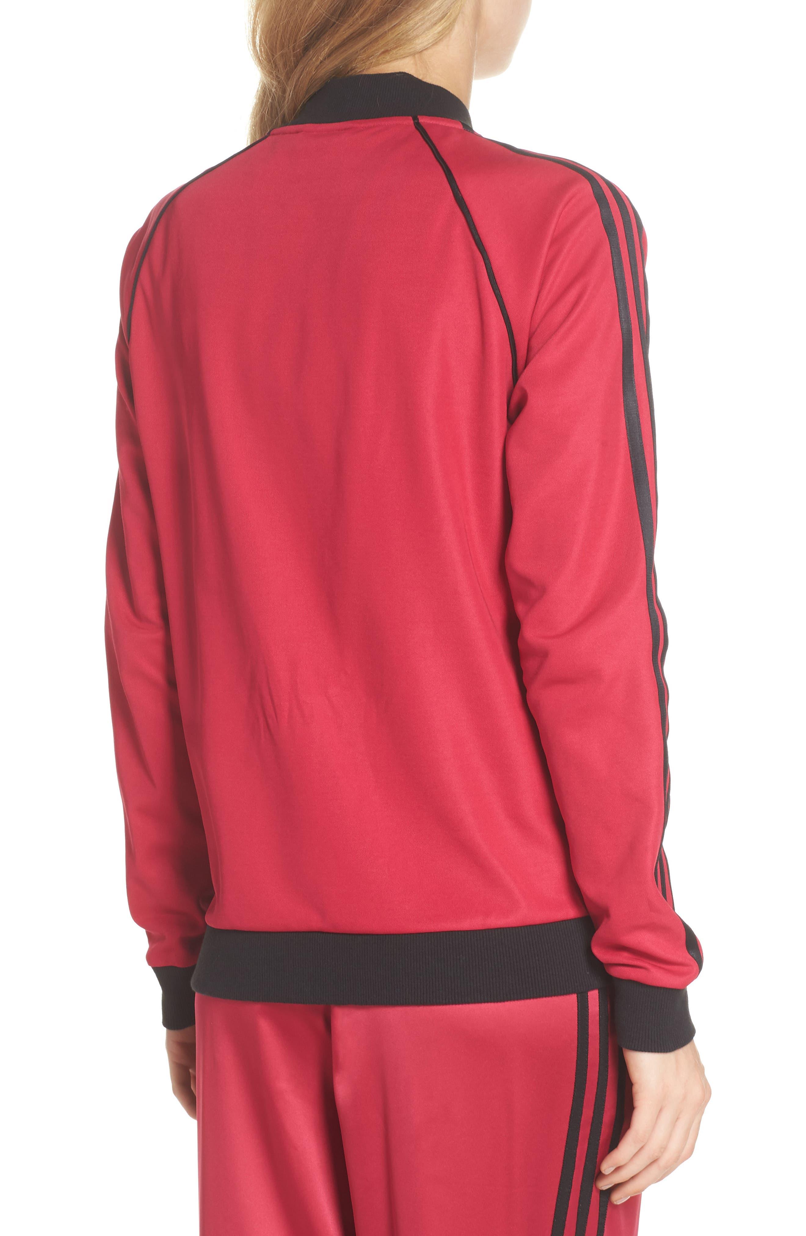 adidas Track Jacket,                             Alternate thumbnail 2, color,                             650
