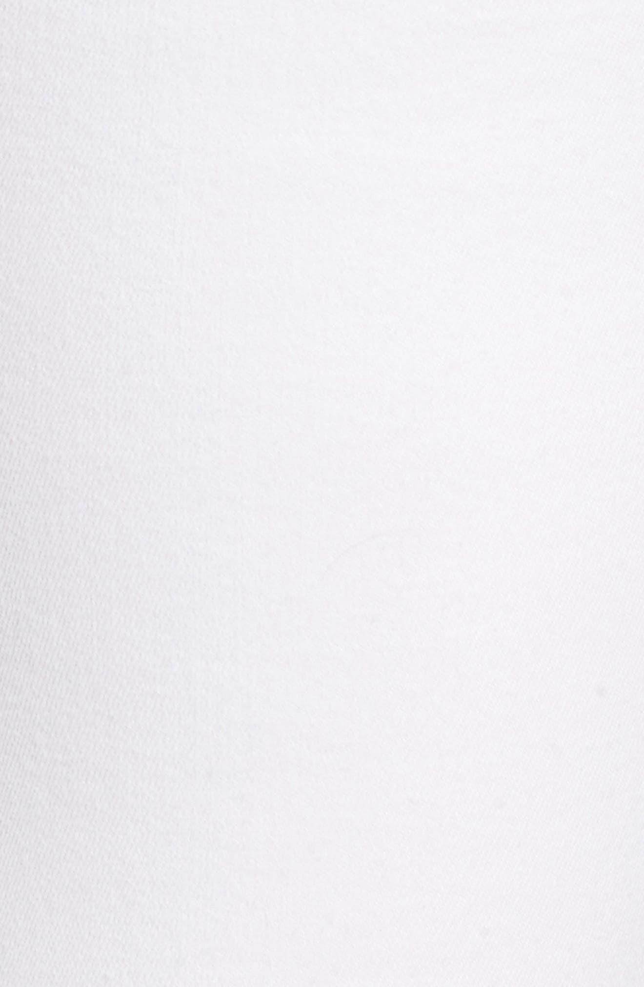 Margaux Instasculpt Ankle Skinny Jeans,                             Alternate thumbnail 6, color,                             PORCELAIN