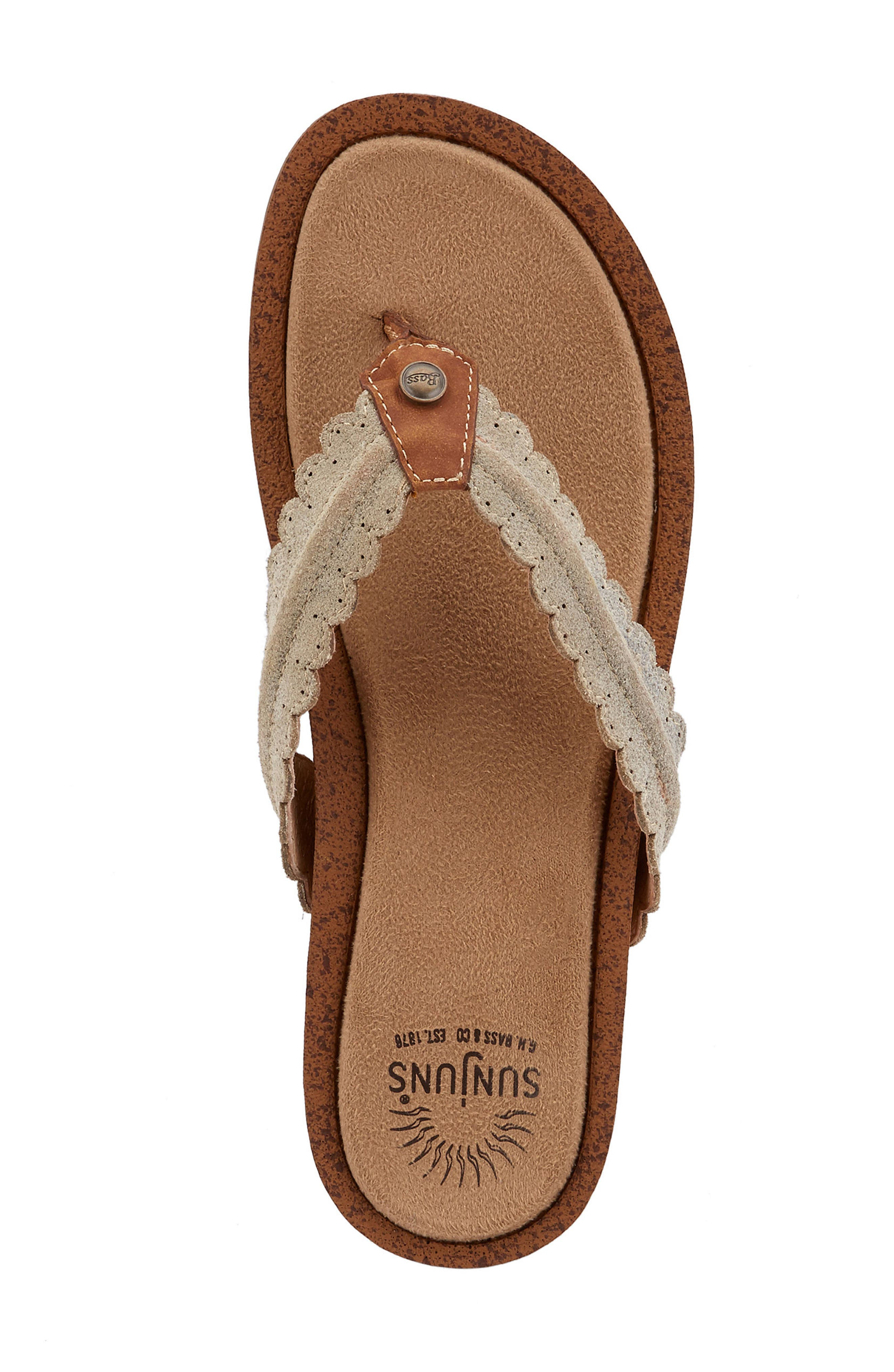 G.H. Bass and Co. Samantha Thong Sandal,                             Alternate thumbnail 12, color,