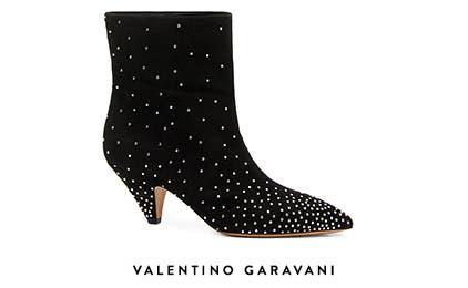 Everyday embellishments: designer shoes.