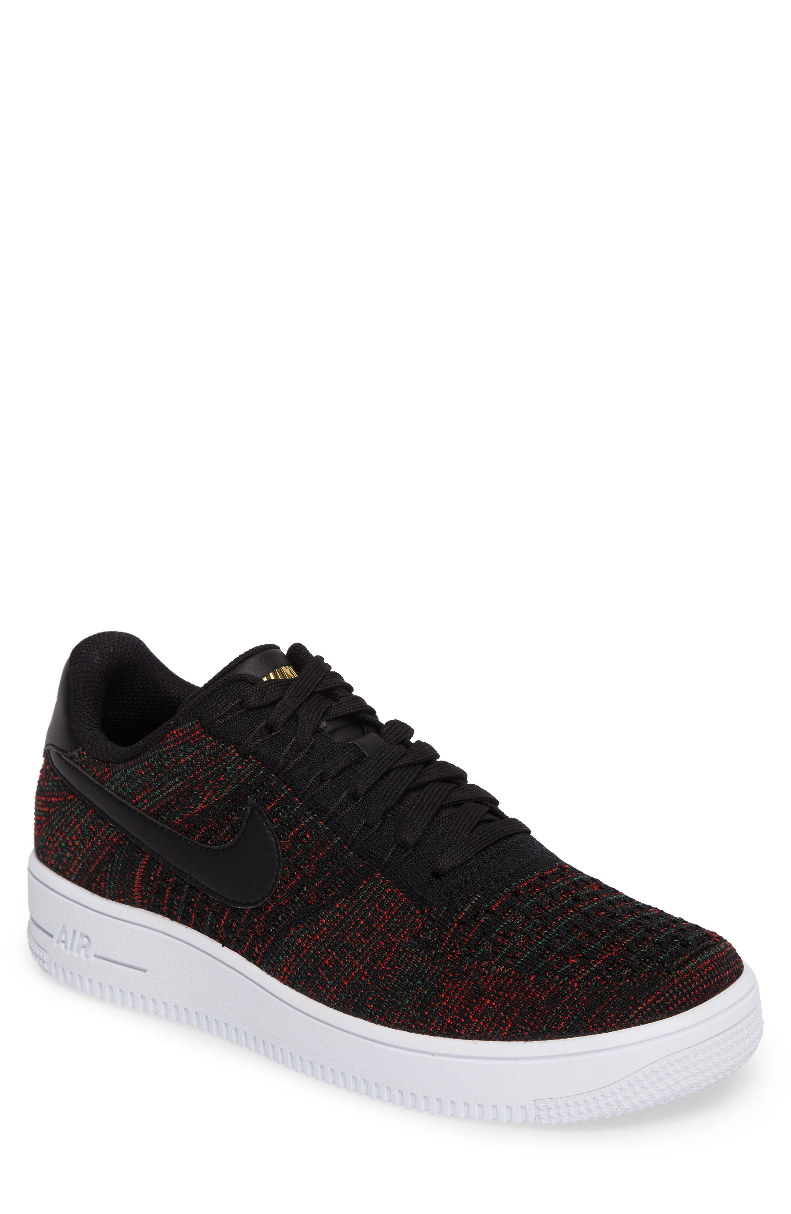 Air Force 1 Ultra Flyknit Low Sneaker,                             Main thumbnail 1, color,                             005