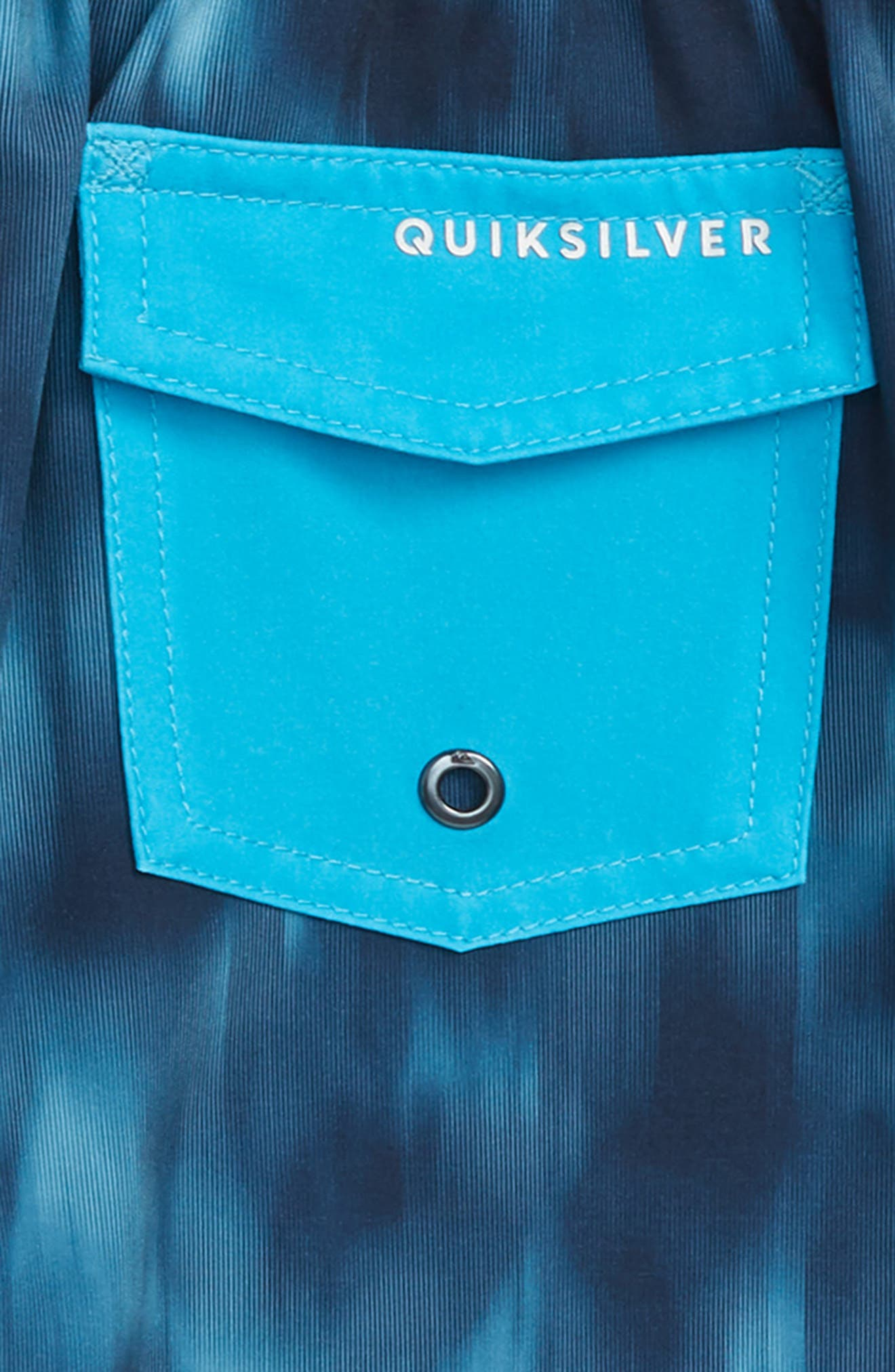 Highline Recon Board Shorts,                             Alternate thumbnail 3, color,                             REAL TEAL