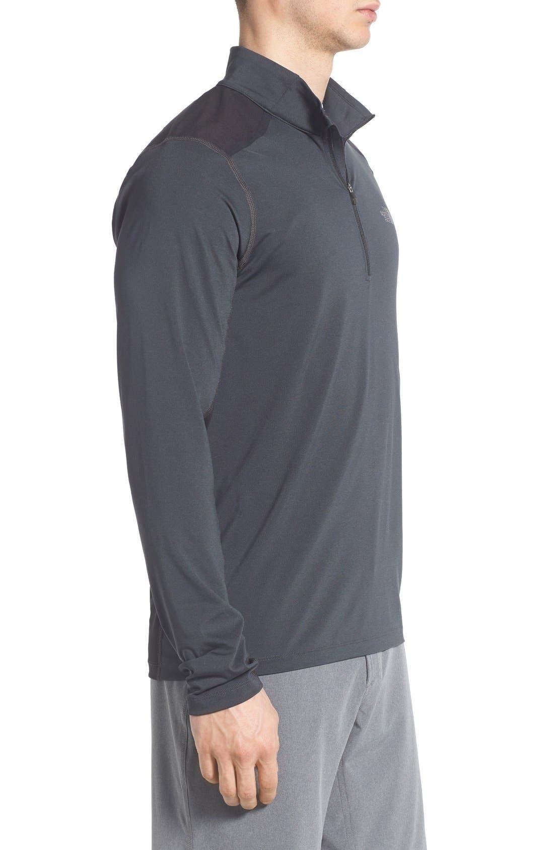 'Kilowatt' Quarter Zip Training Pullover,                             Alternate thumbnail 15, color,