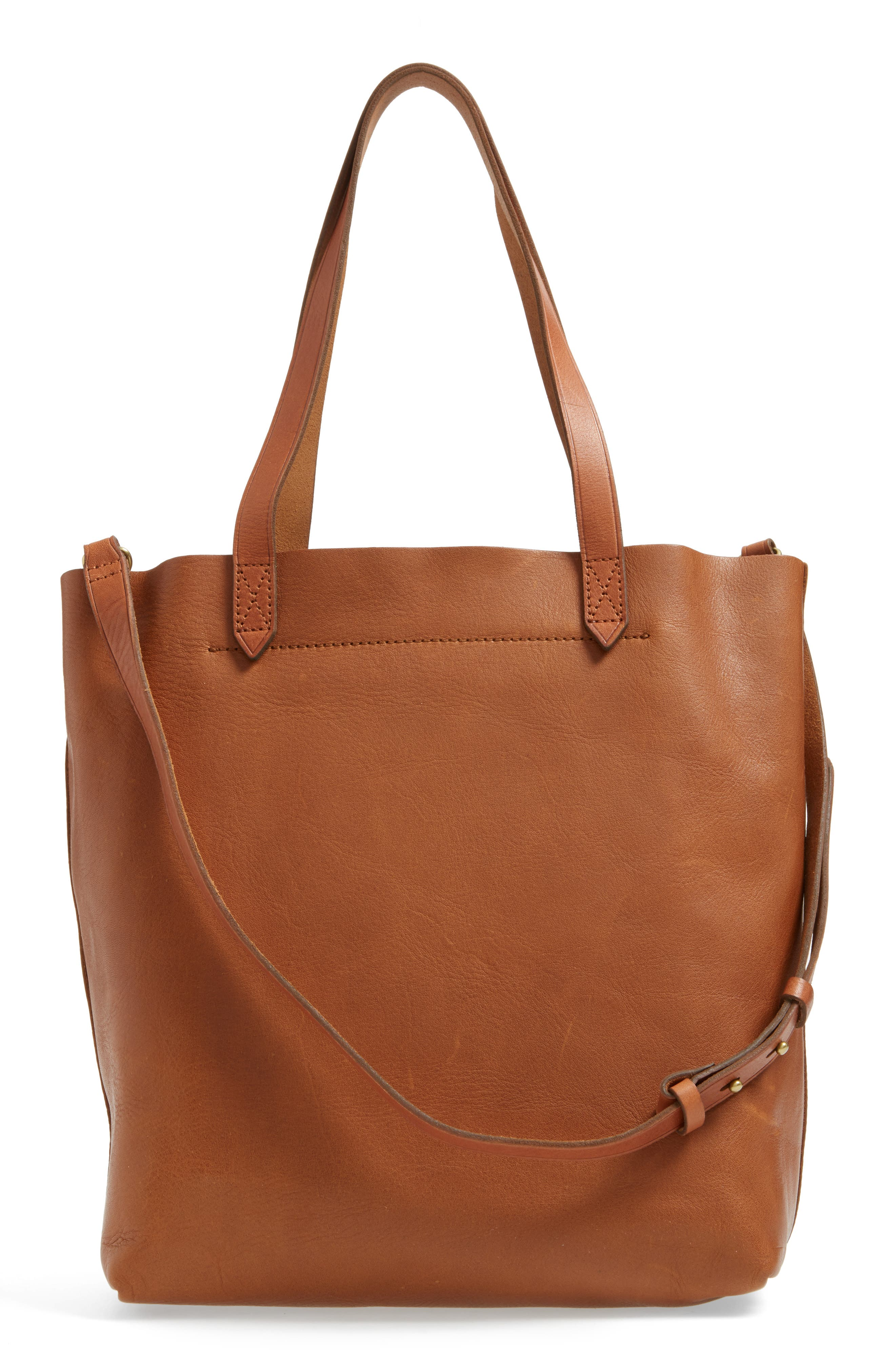 Medium Leather Transport Tote,                             Alternate thumbnail 59, color,