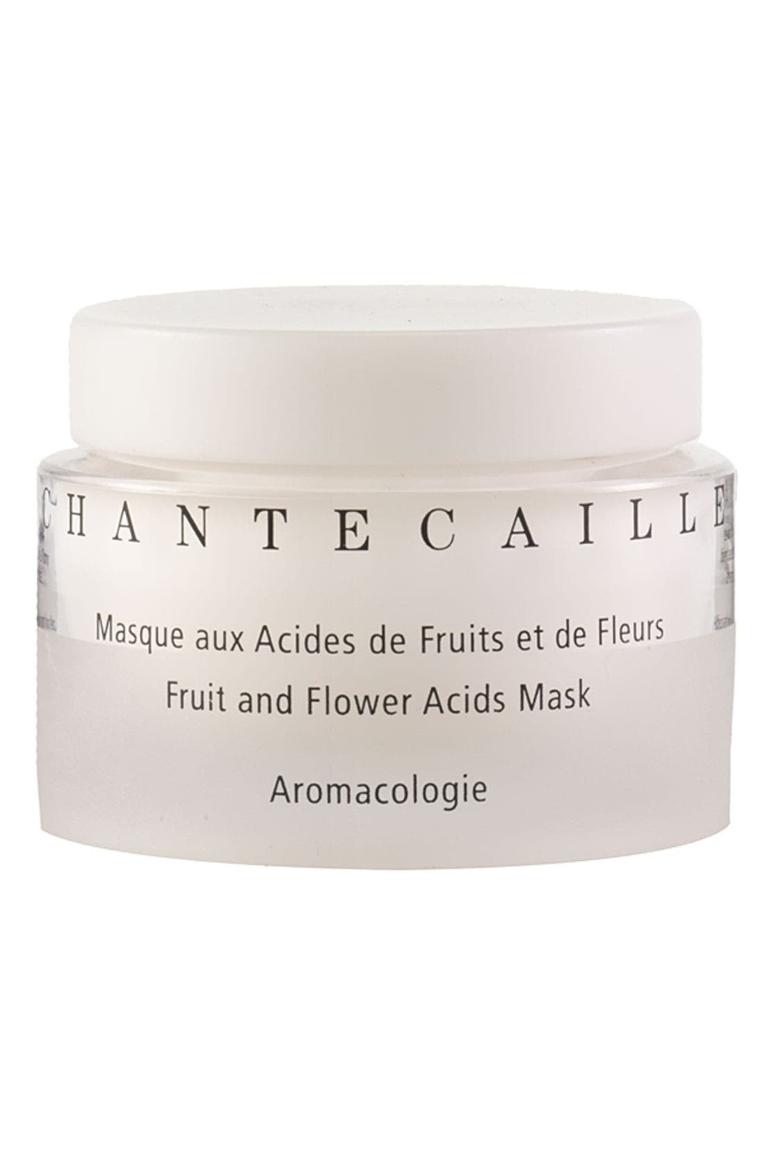 CHANTECAILLE,                             Fruit and Flower Acids Mask,                             Main thumbnail 1, color,                             000