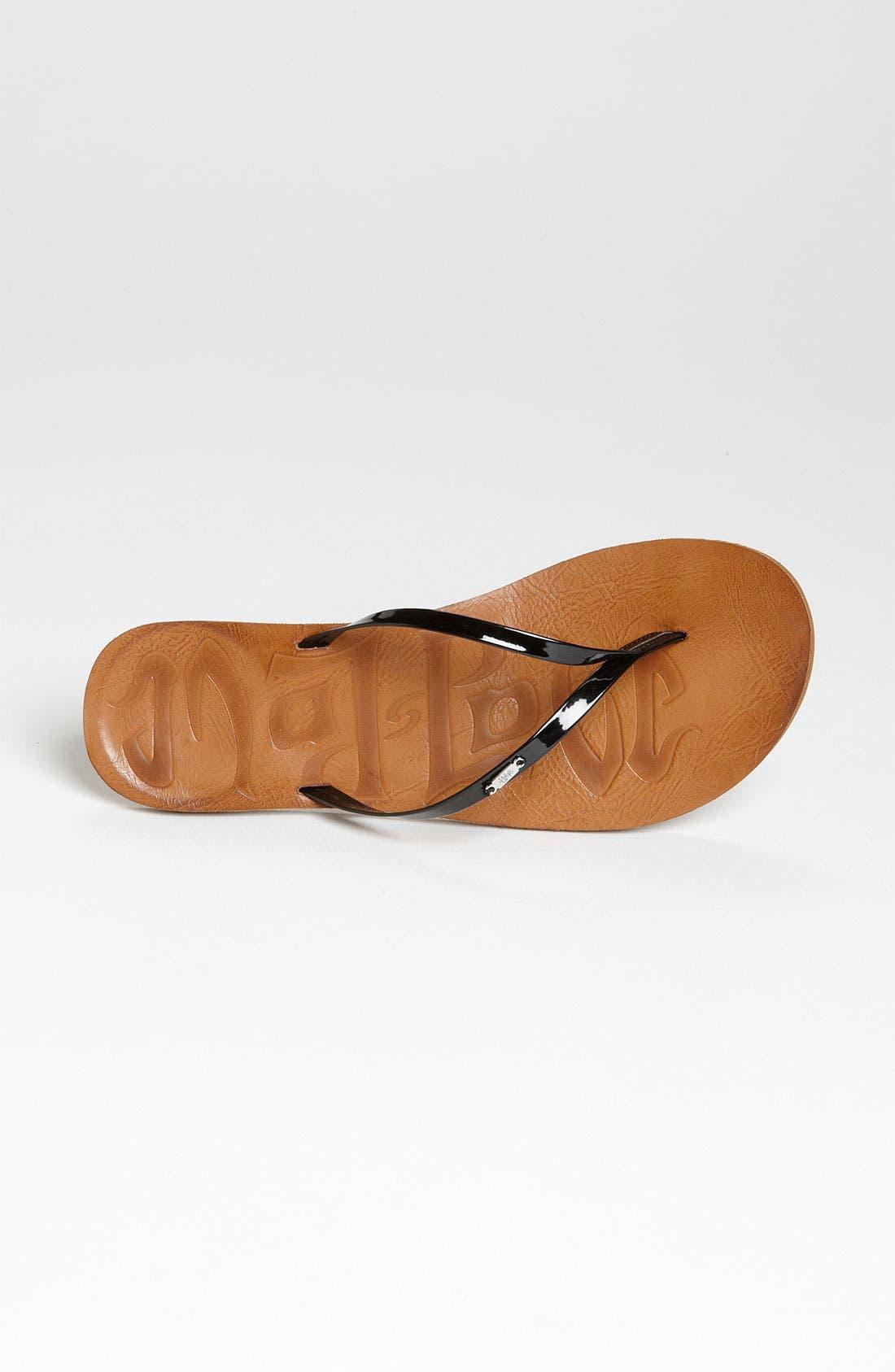 'Twigi' Flip Flop,                             Alternate thumbnail 4, color,                             008