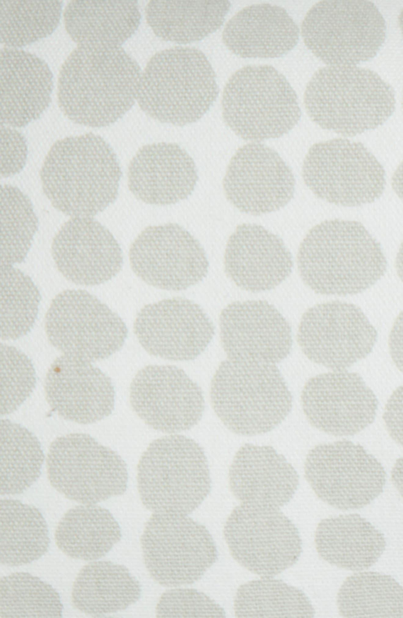 dot stamp accent pillow,                             Alternate thumbnail 3, color,                             020