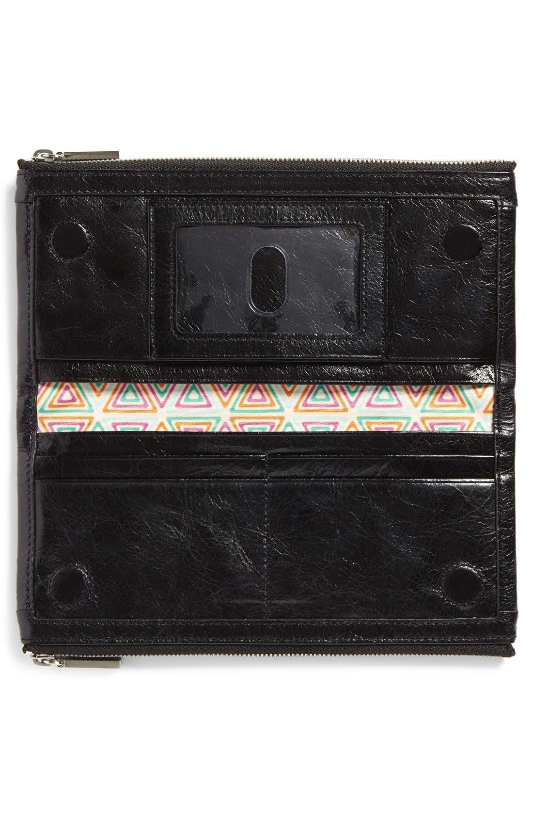 Taylor Glazed Wallet,                             Alternate thumbnail 10, color,                             001