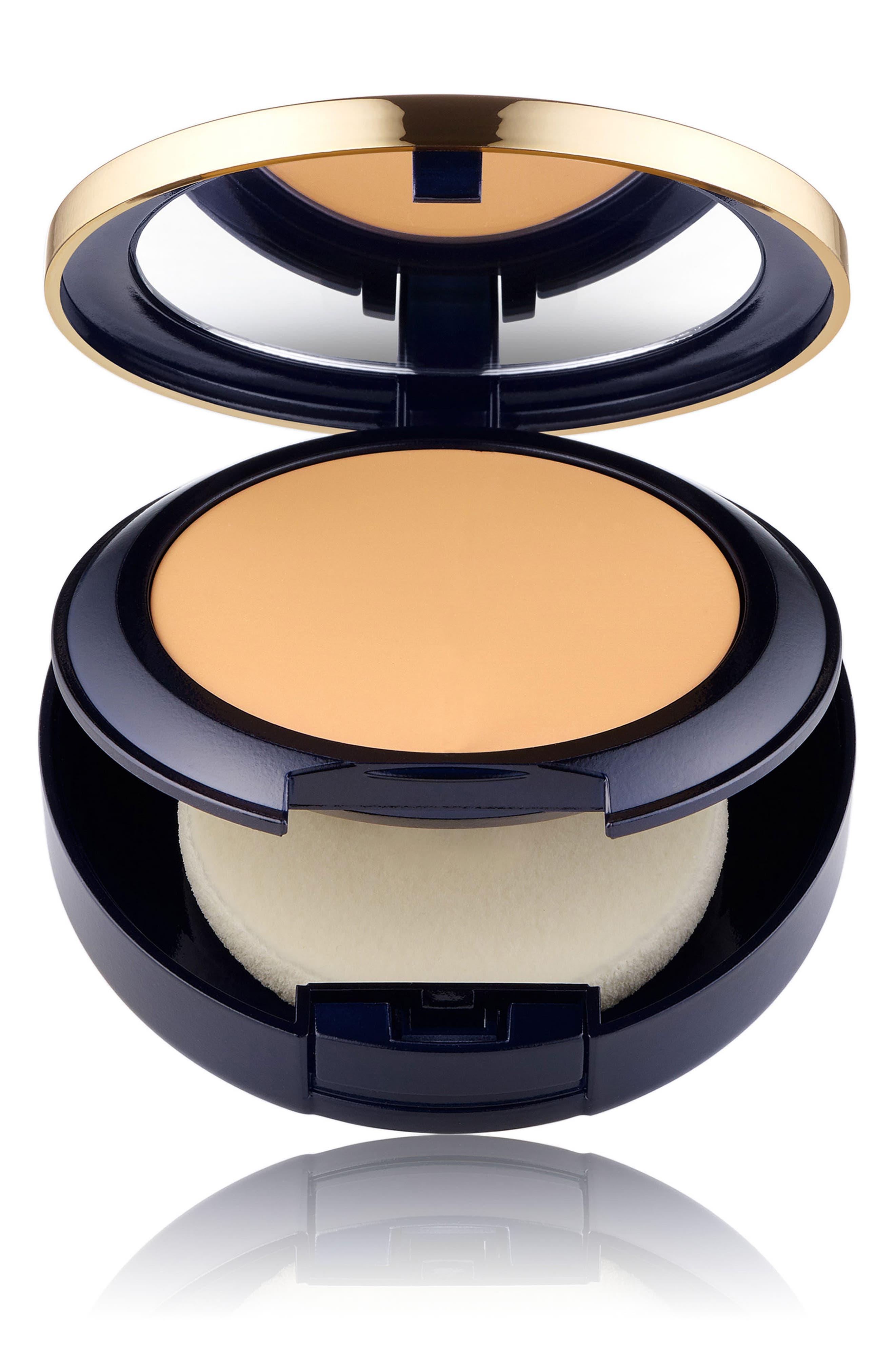 Estee Lauder Double Wear Stay In Place Matte Powder Foundation - 5W2 Rich Caramel