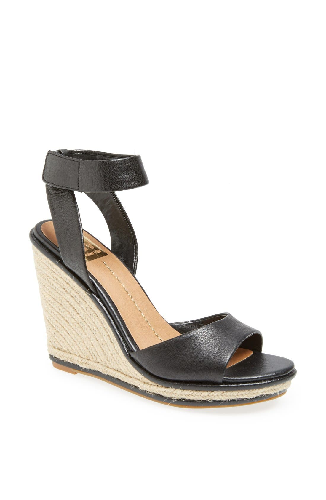 DV by Dolce Vita 'Tonya' Sandal,                             Main thumbnail 1, color,                             001