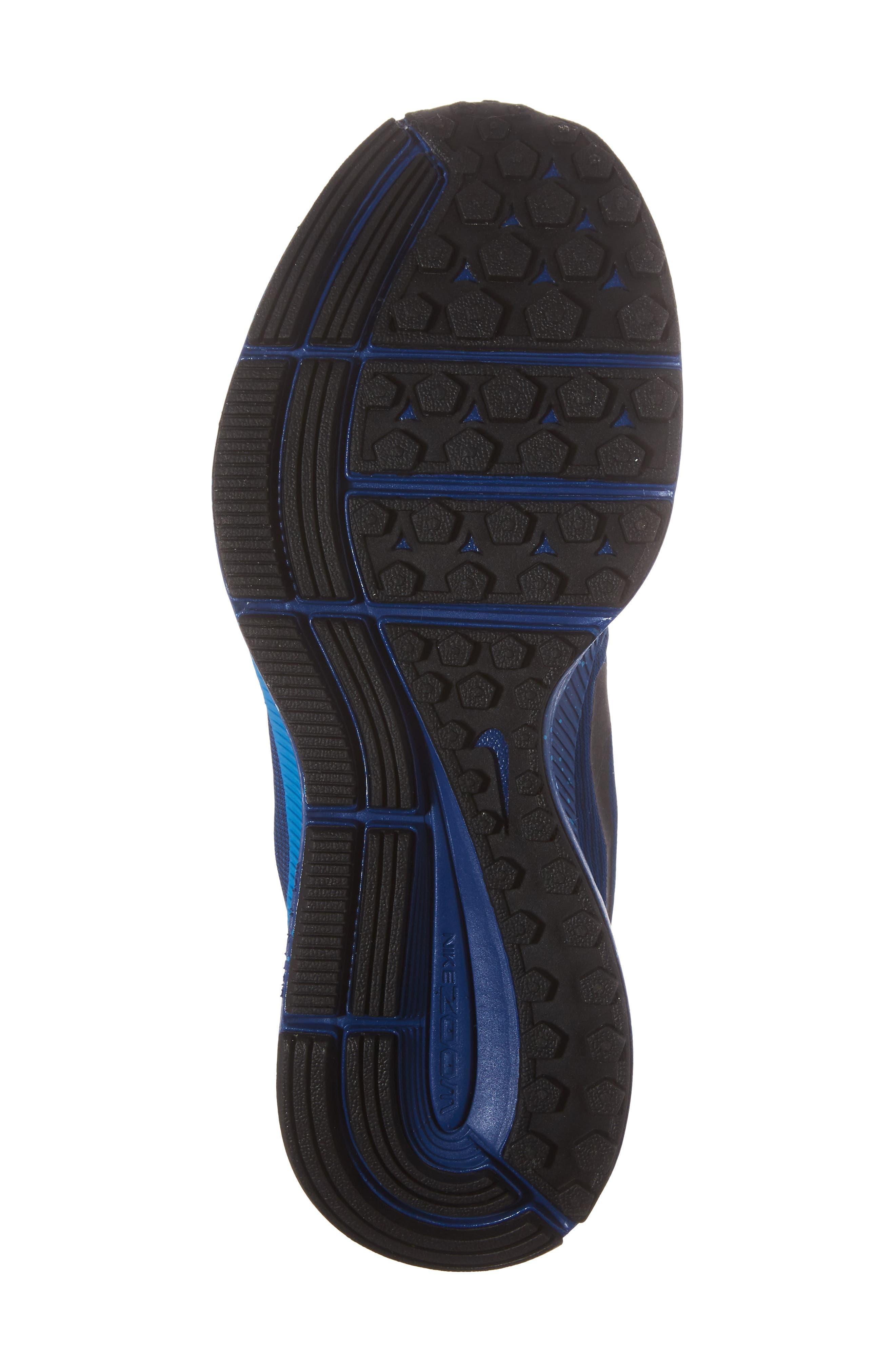 Zoom Pegasus 34 Water Repellent Shield Sneaker,                             Alternate thumbnail 12, color,