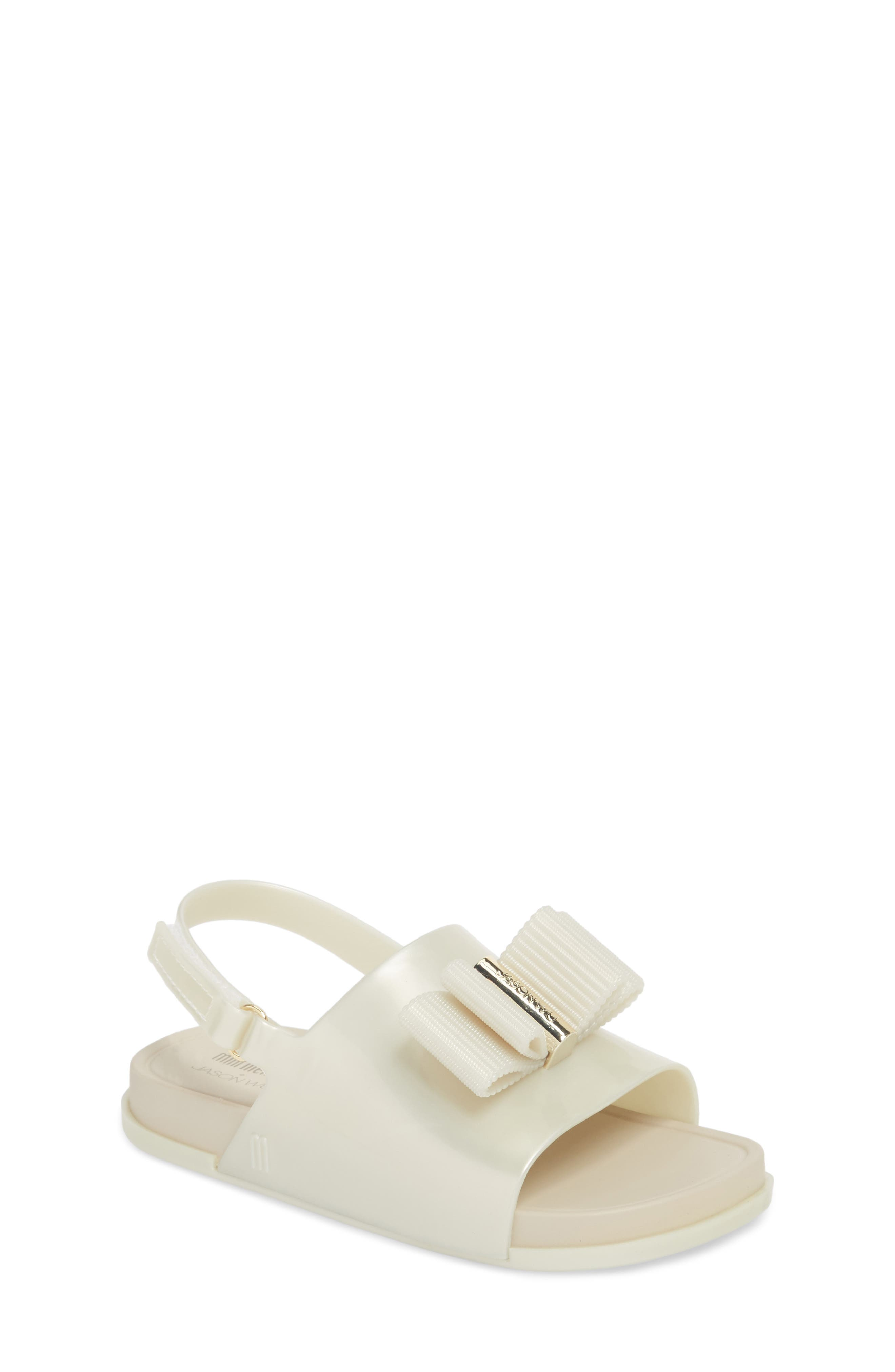 + Jason Wu Mini Beach Slide Sandal,                         Main,                         color, 100