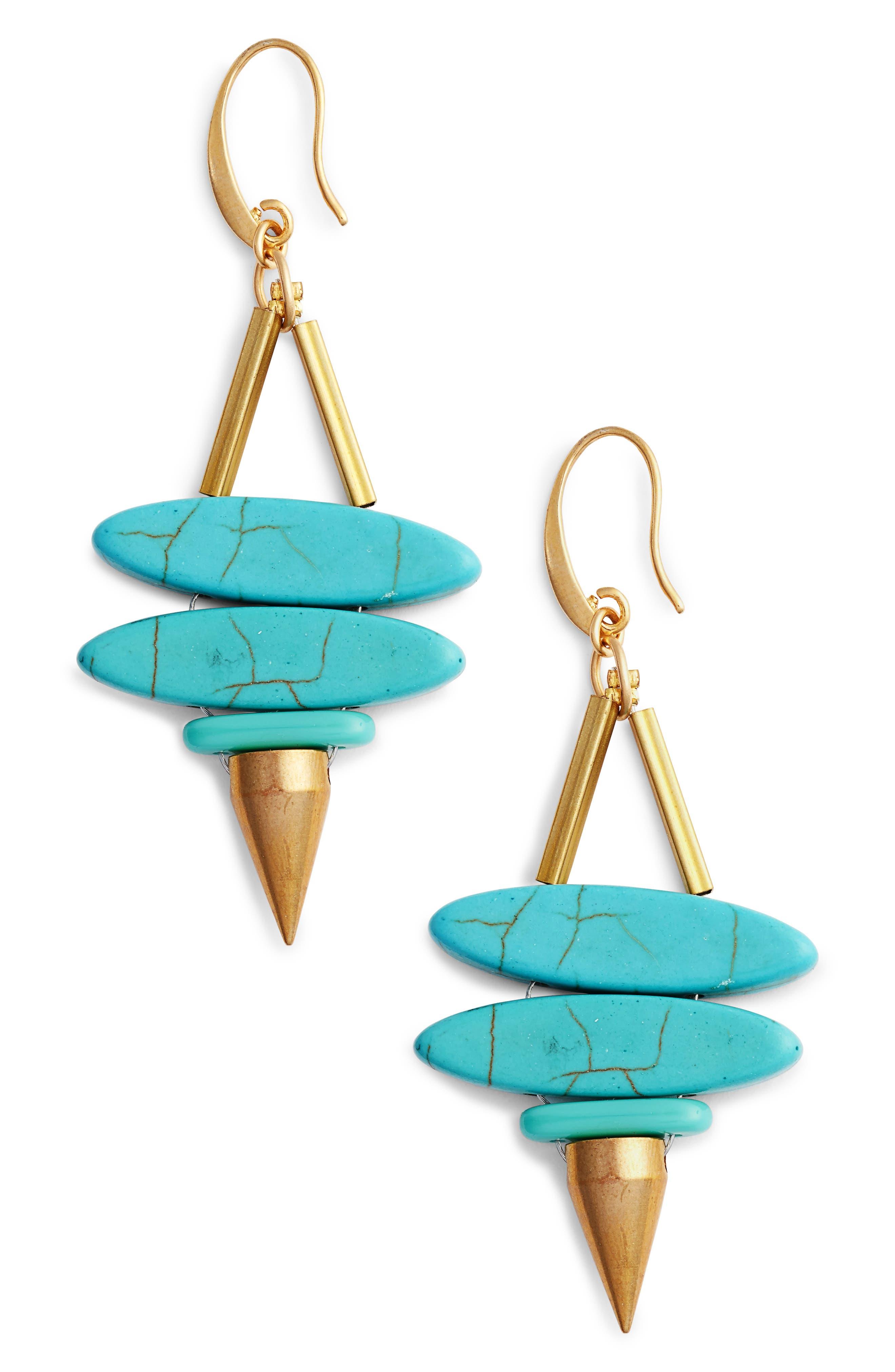 Rylee Drop Earrings,                             Main thumbnail 1, color,                             400