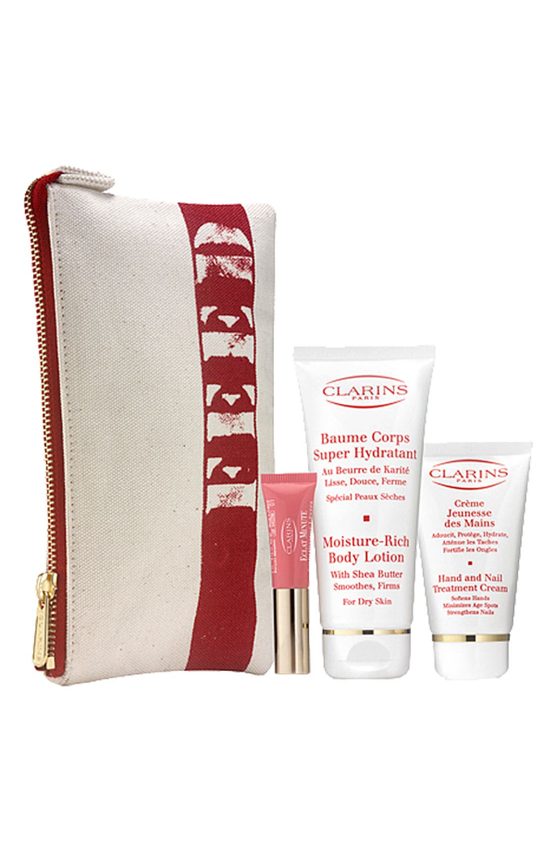 CLARINS FEED Set, Main, color, 000