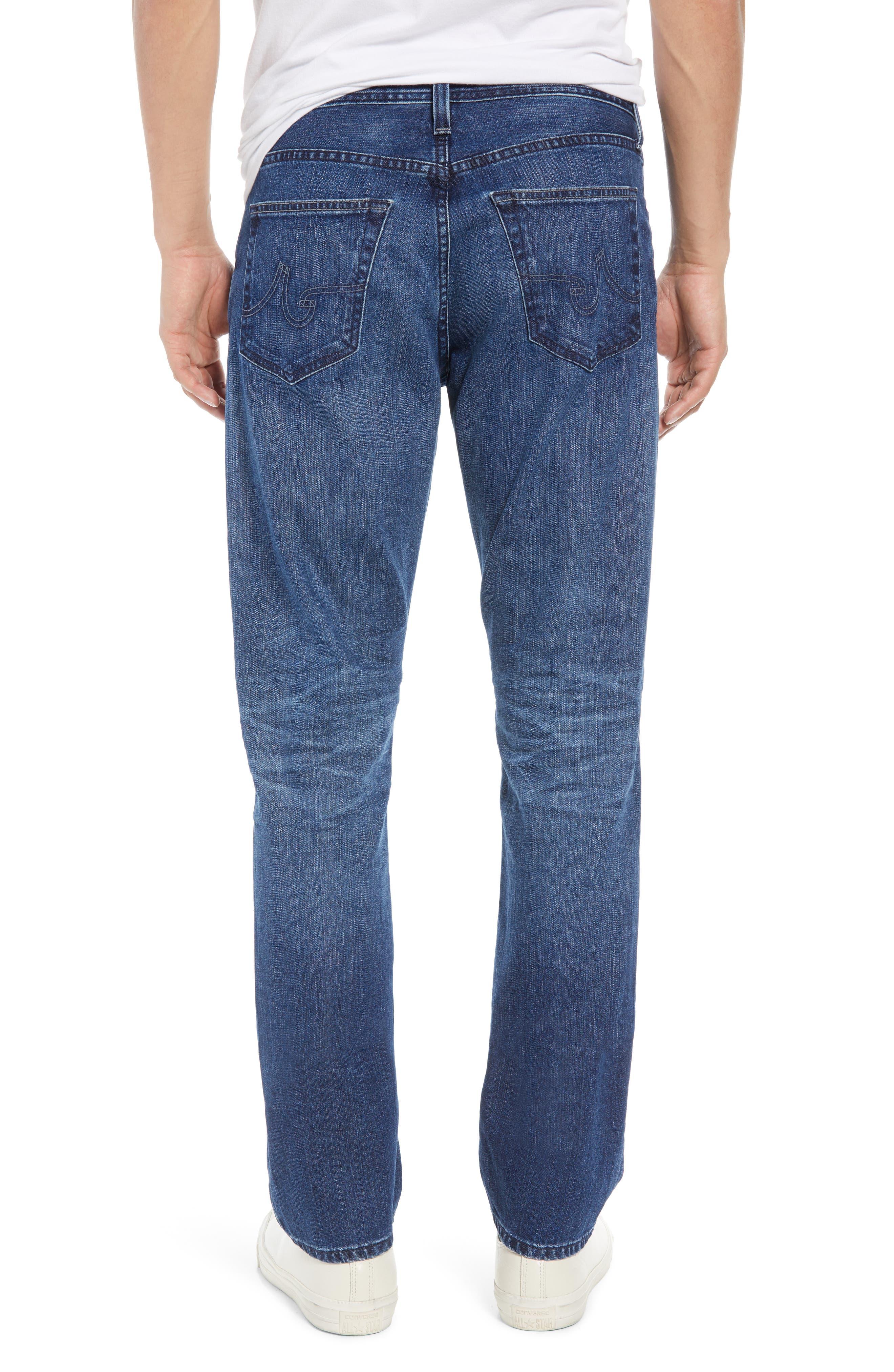 Everett Slim Straight Leg Jeans,                             Alternate thumbnail 2, color,                             9 YEARS SEQUENCE